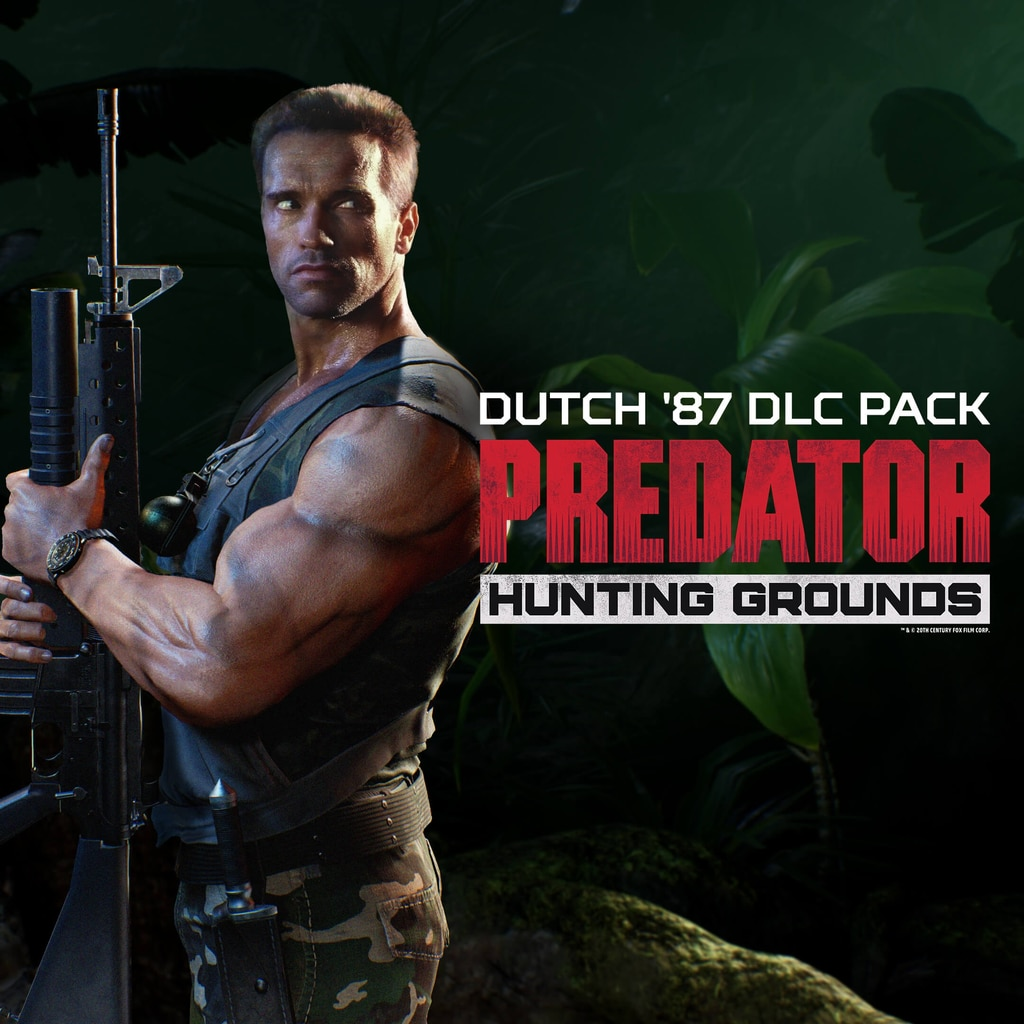 Predator: Hunting Grounds - Dutch '87 Pack