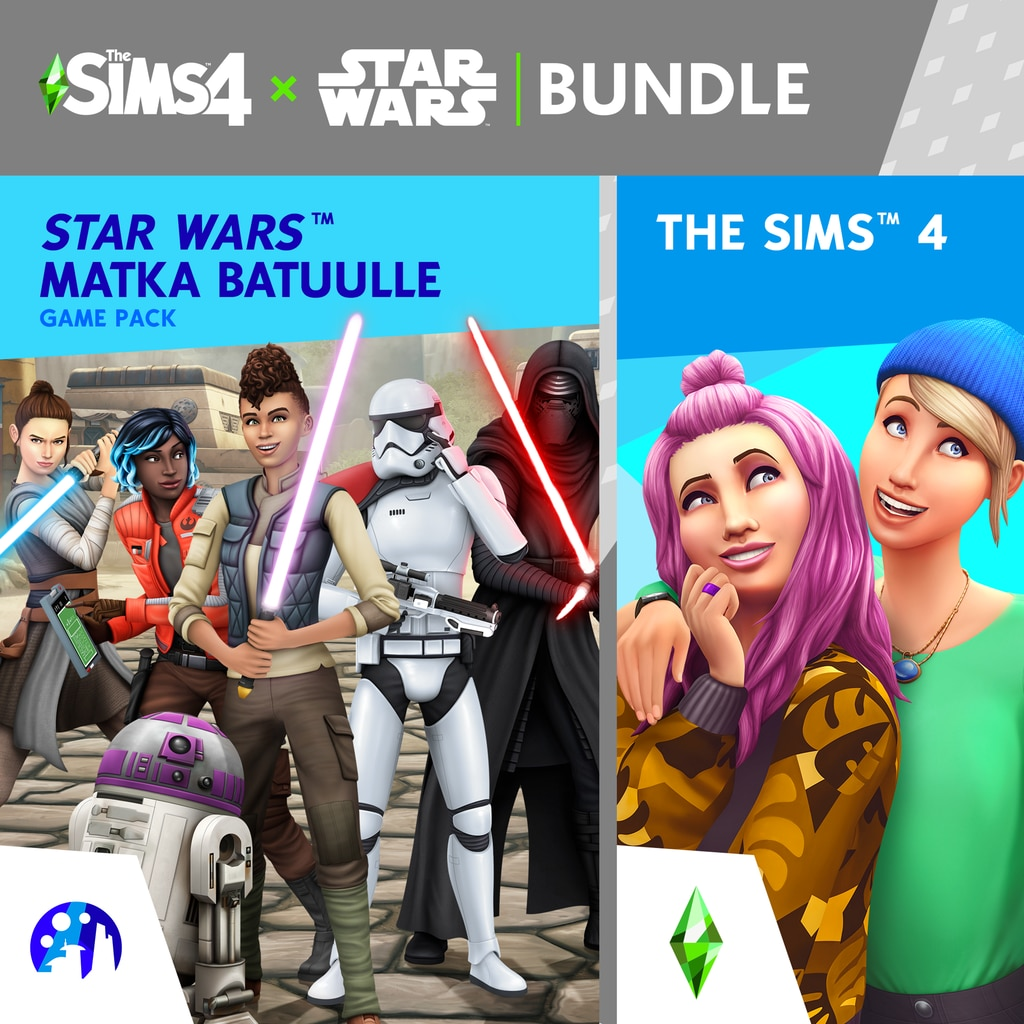 The Sims™ 4 + Star Wars™: Matka Batuulle Bundle