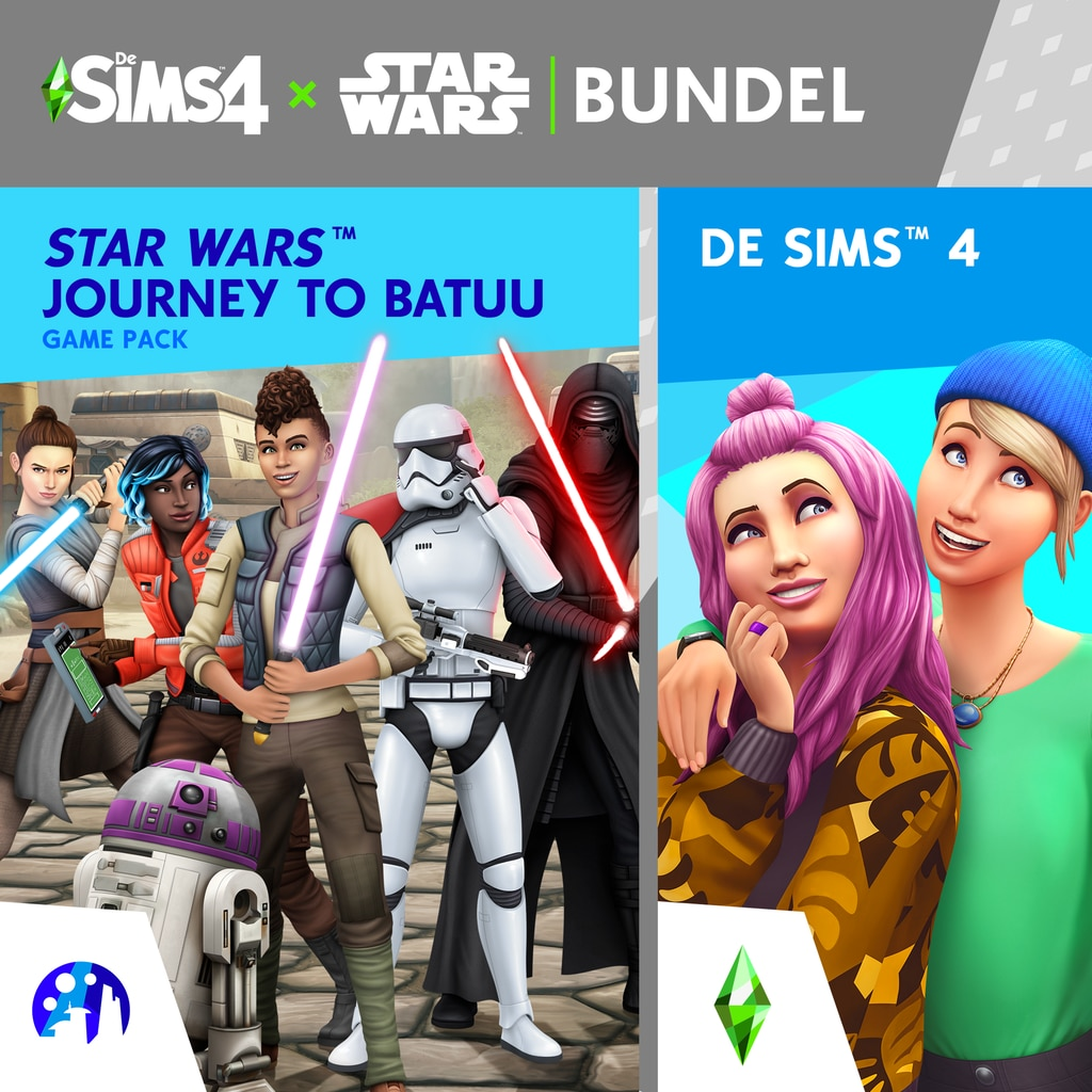De Sims™ 4 + Star Wars™: Journey to Batuu Bundel