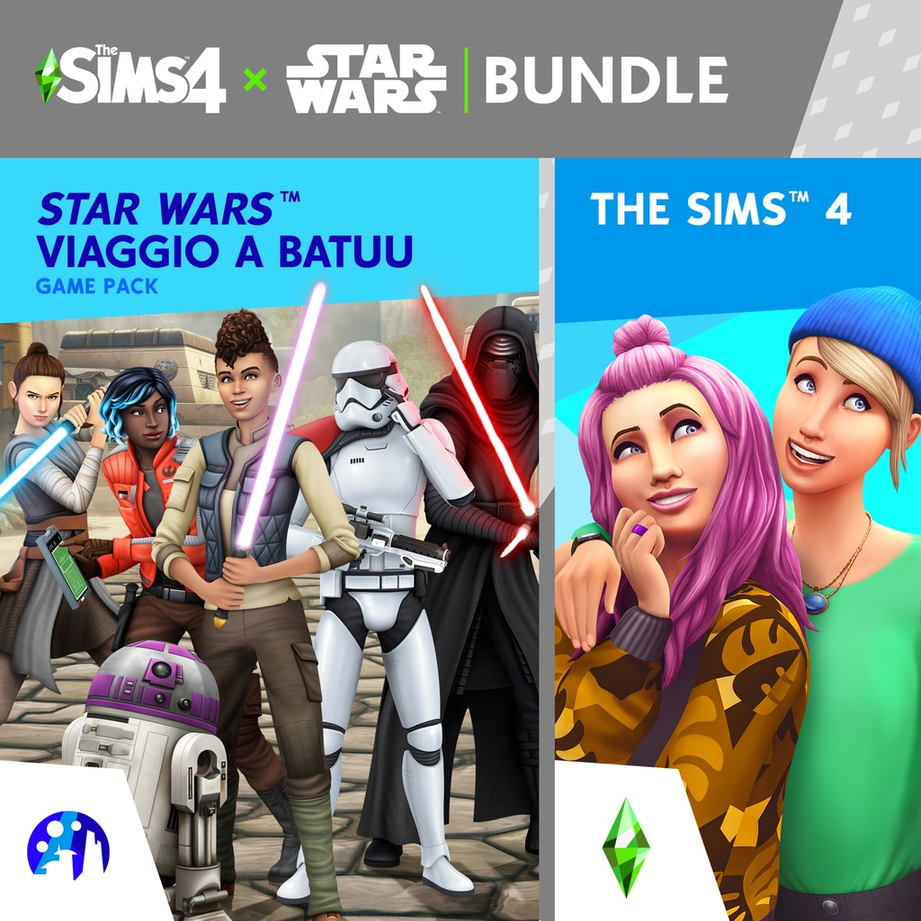 The Sims™ 4 + Star Wars™: Viaggio a Batuu - Bundle