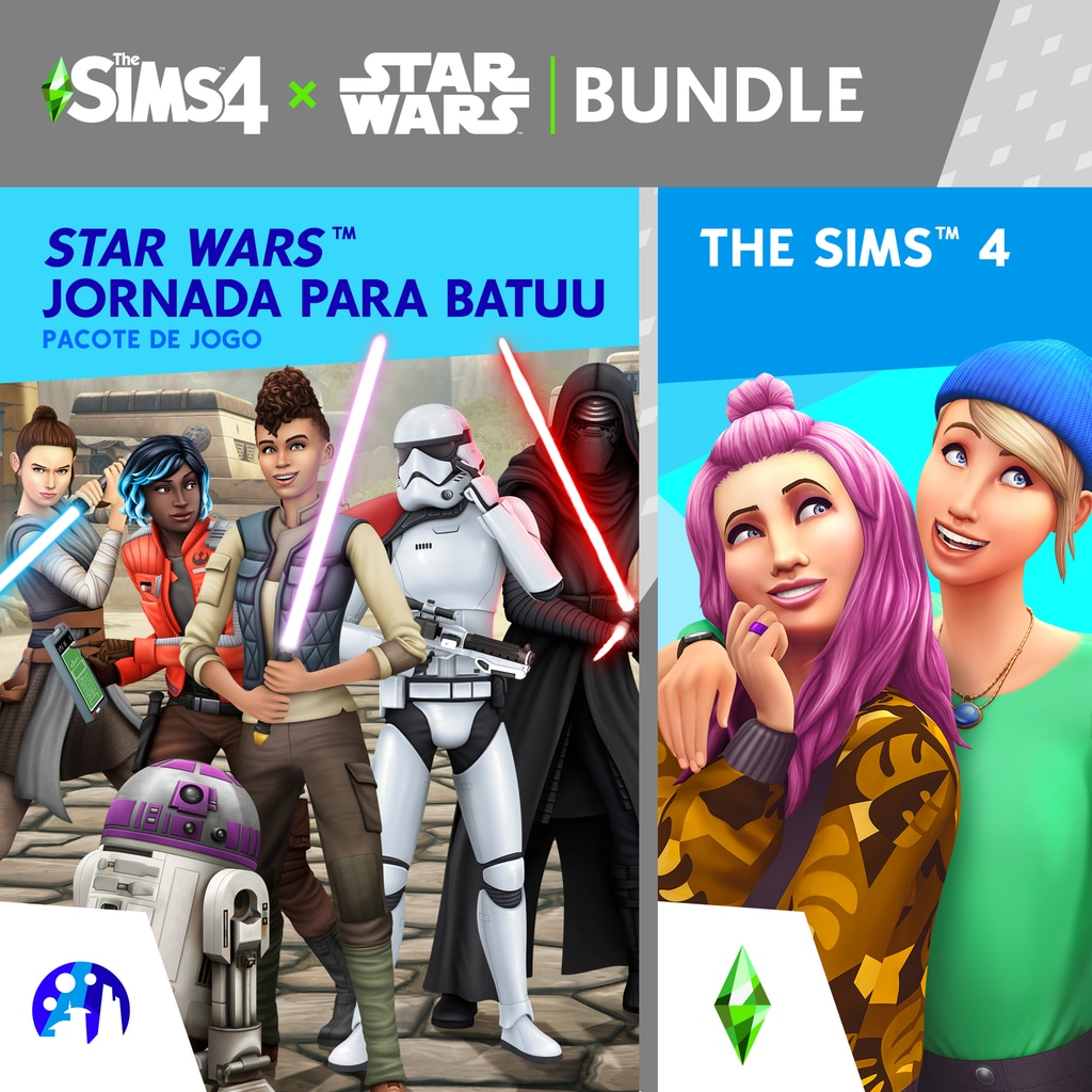 The Sims™ 4 + Star Wars™: Jornada para Batuu – Bundle