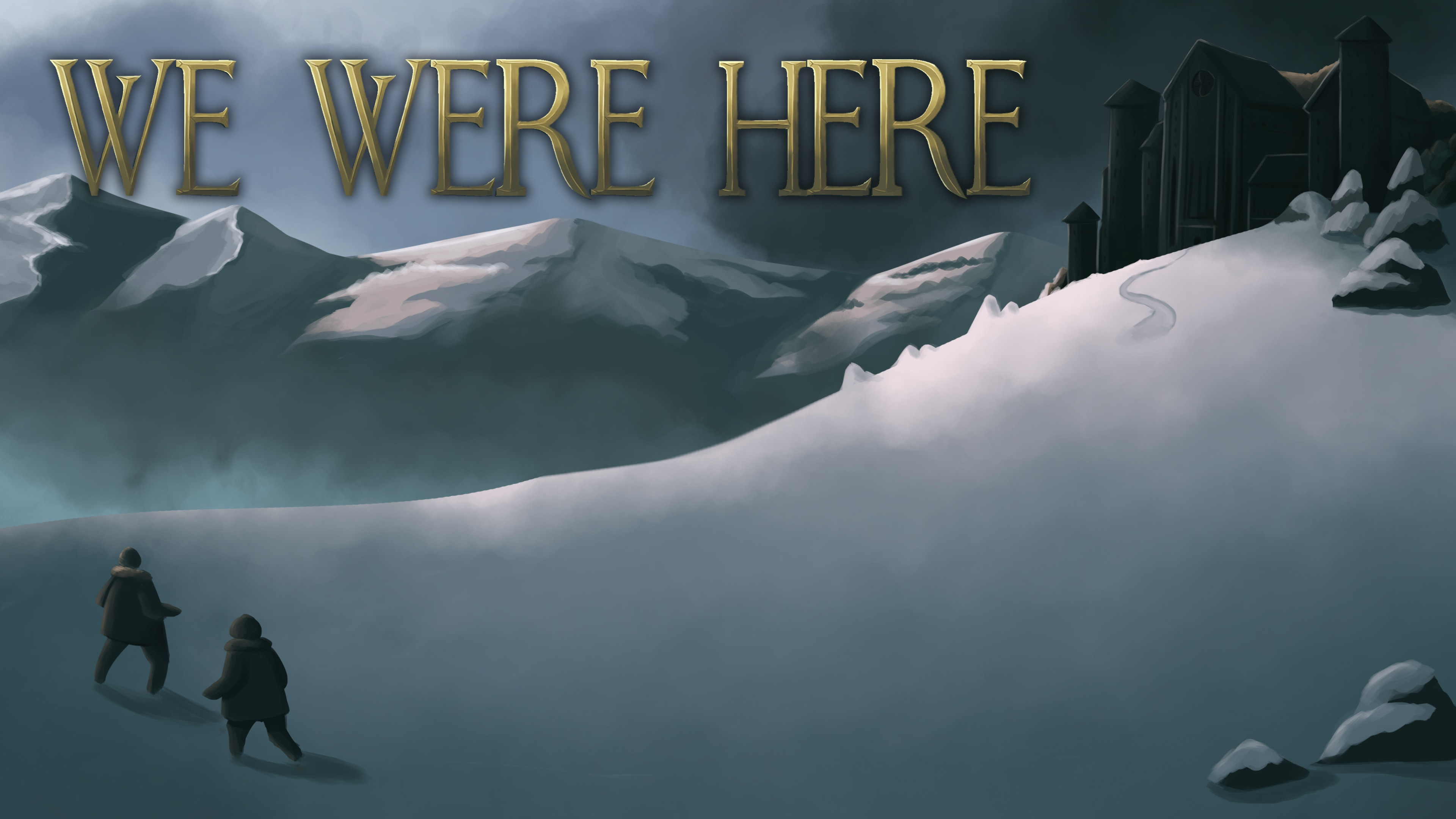We Were Here (英语)