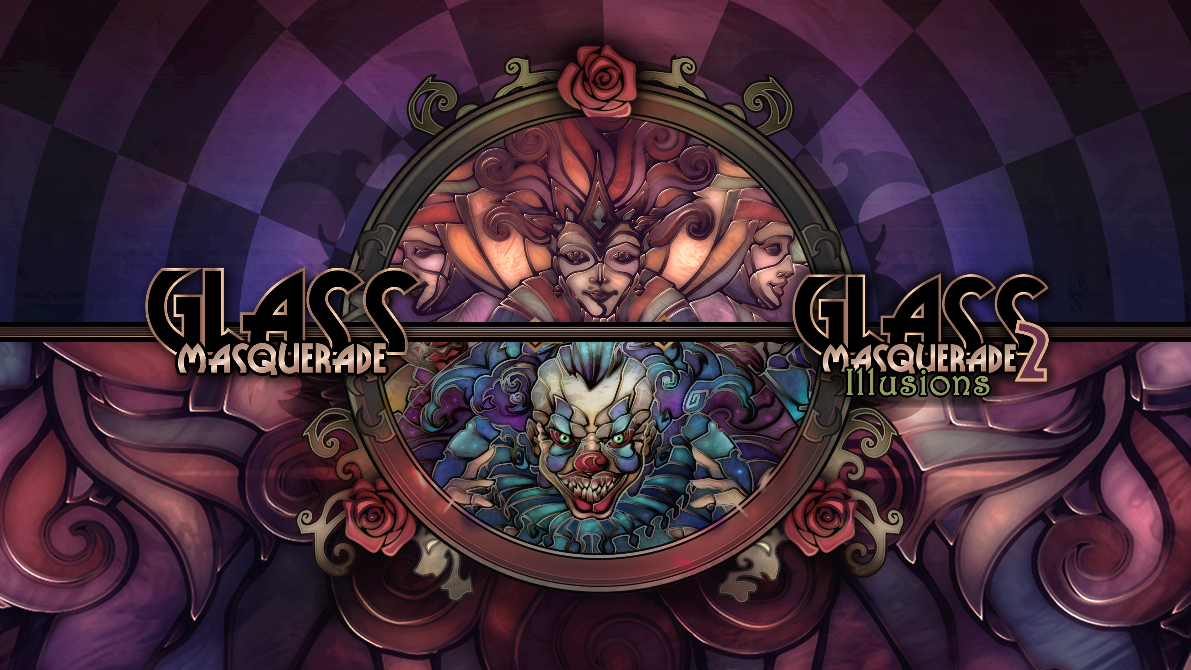 Glass Masquerade Double Pack Bundle