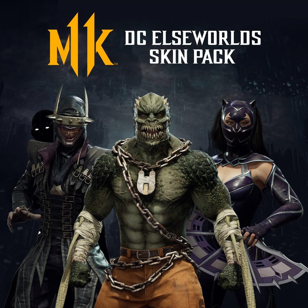 DC Anderswelten Skin-Pack