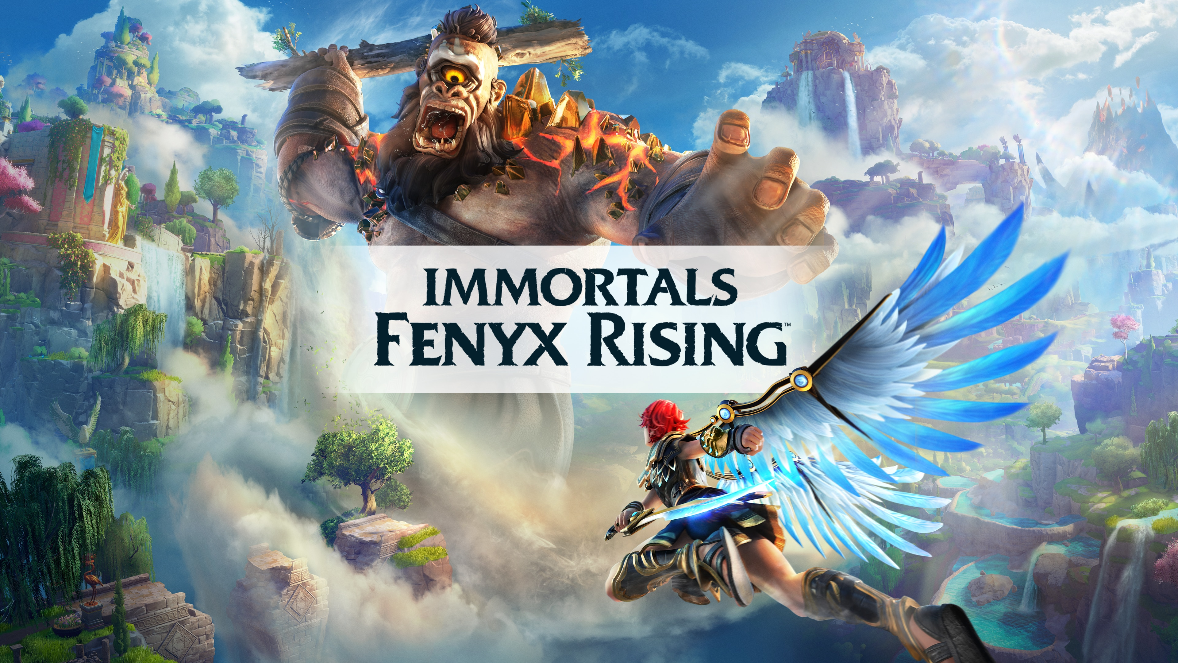 Immortals Fenyx Rising™ PS4 & PS5