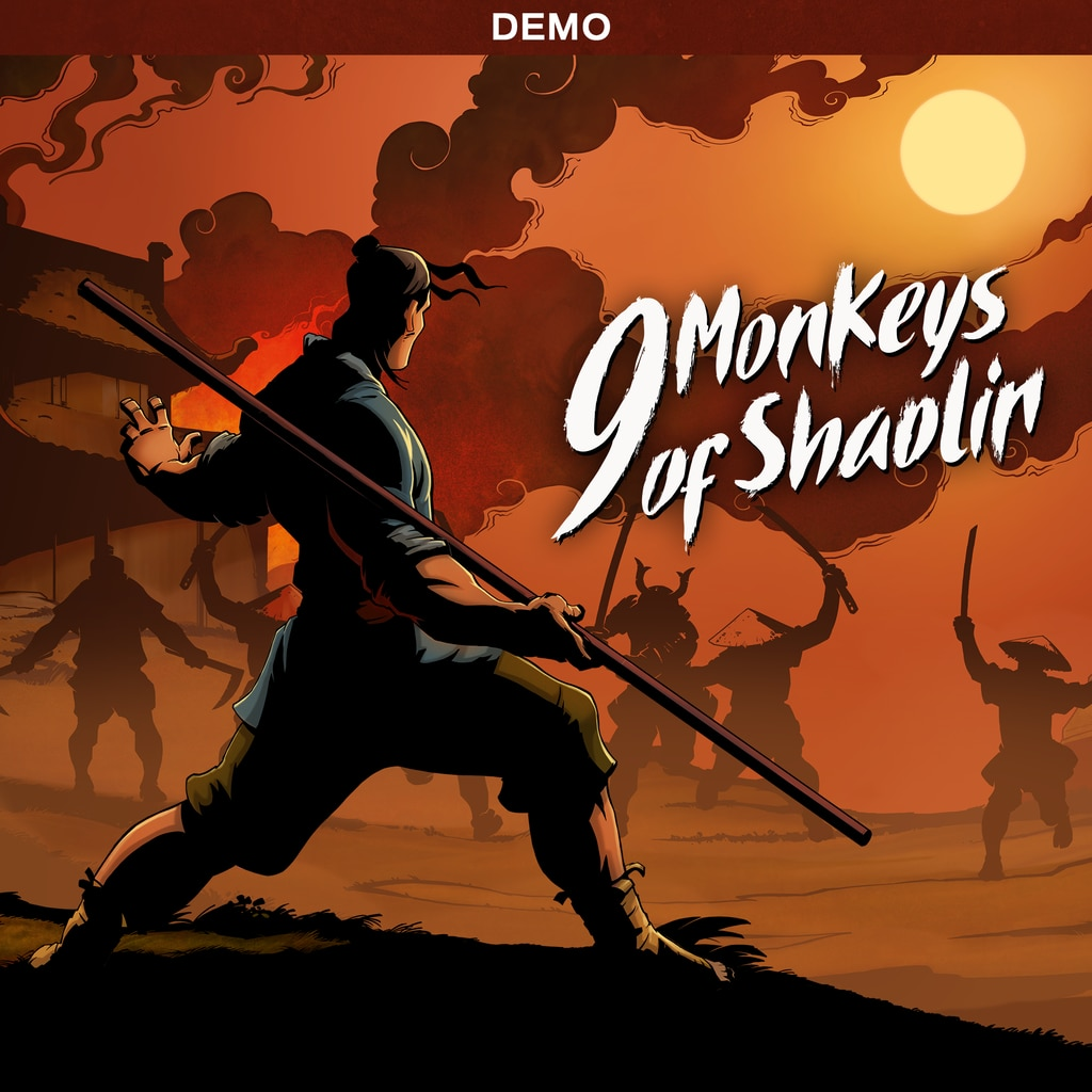 9 Monkeys of Shaolin Demo