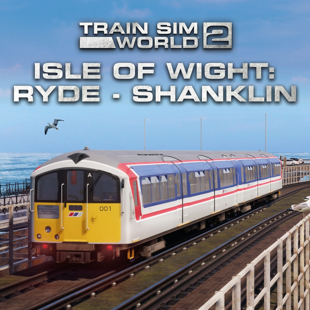 Train Sim World® 2: Isle Of Wight: Ryde - Shanklin