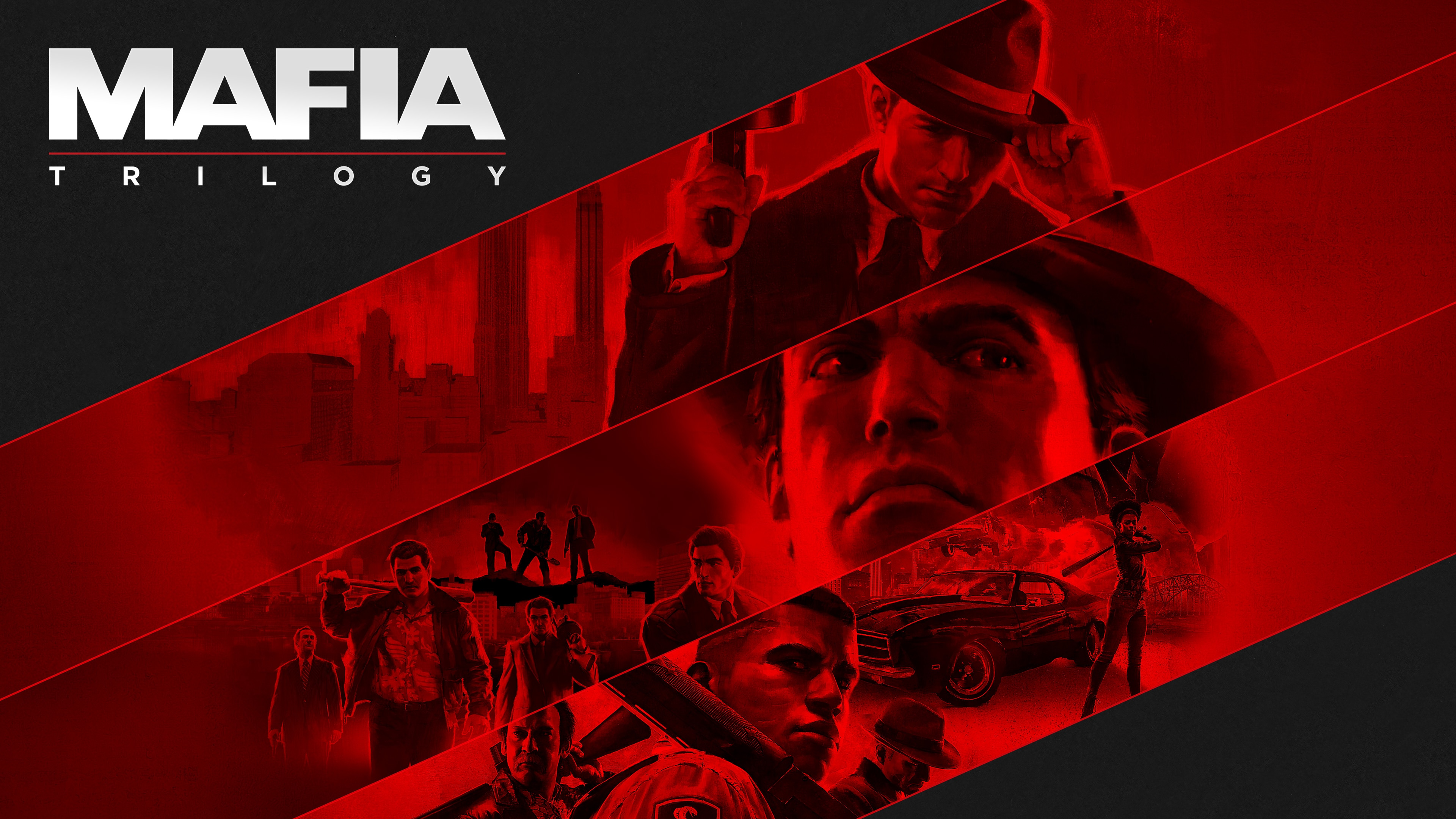 Mafia: Trilogy (Simplified Chinese, English, Korean, Japanese, Traditional Chinese)