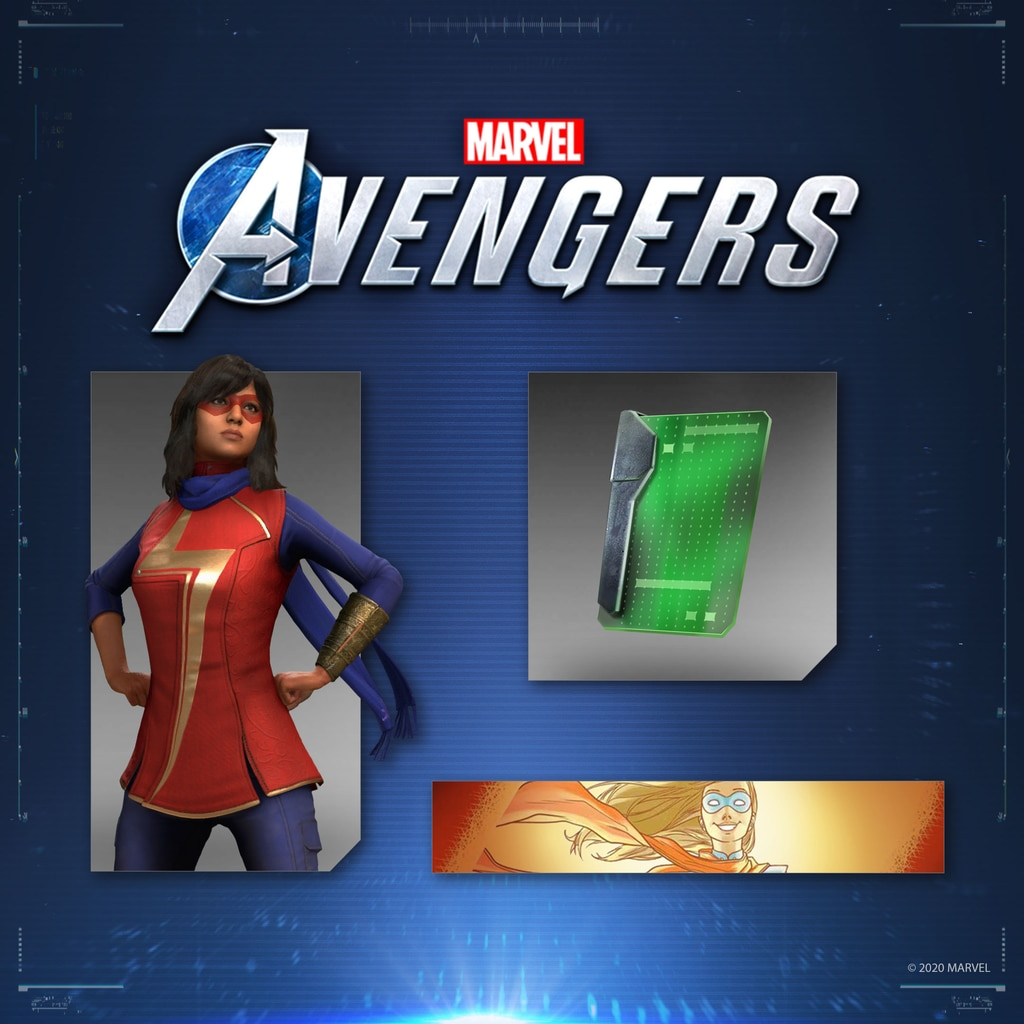 Marvel's Avengers PlayStation®Plus Reward (Chinese/Korean Ver.)