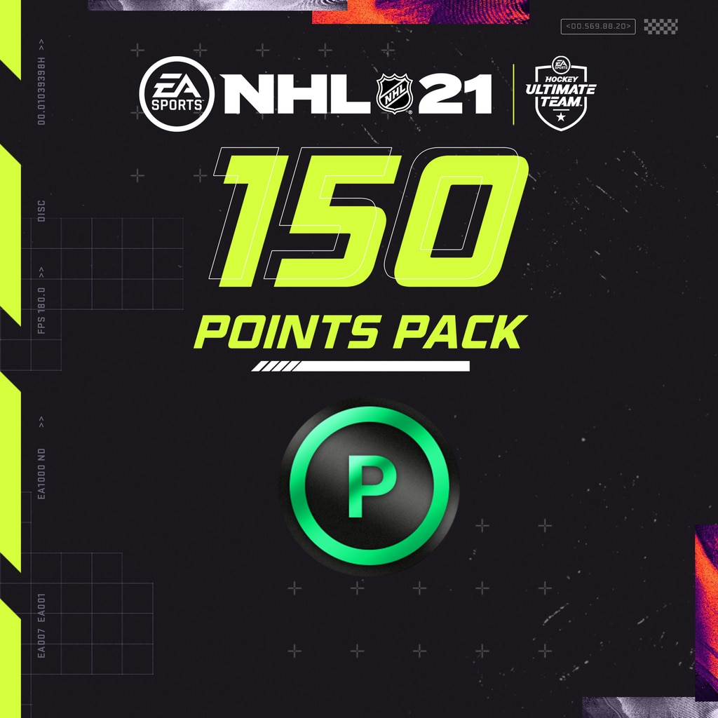 NHL® 21 150 Points Pack