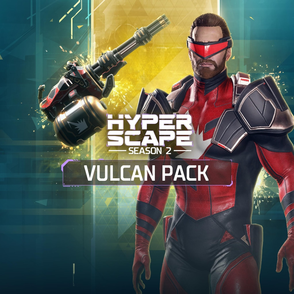 Hyper Scape – Vulcan Pack (English/Chinese/Korean/Japanese Ver.)