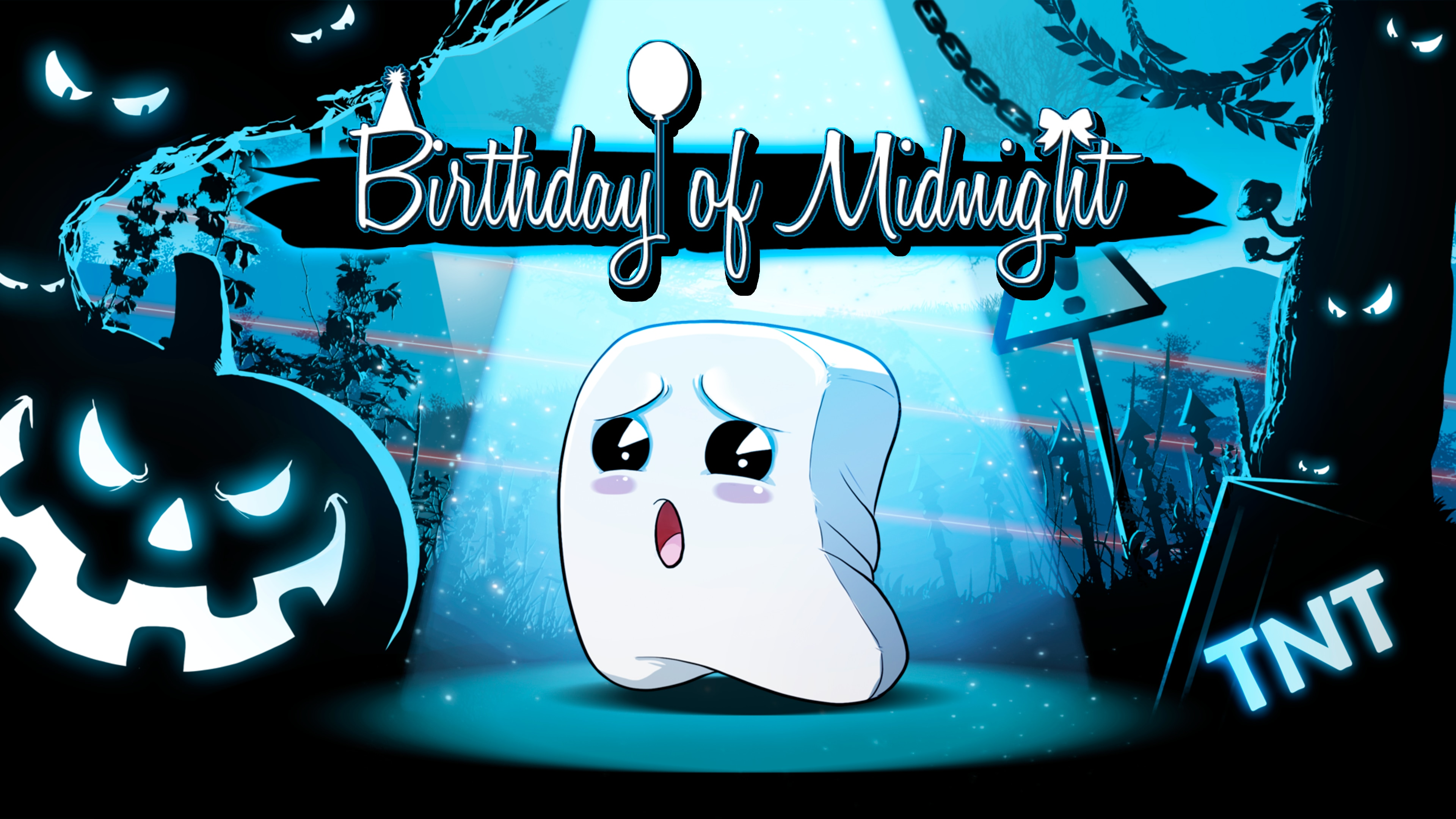 Birthday of Midnight