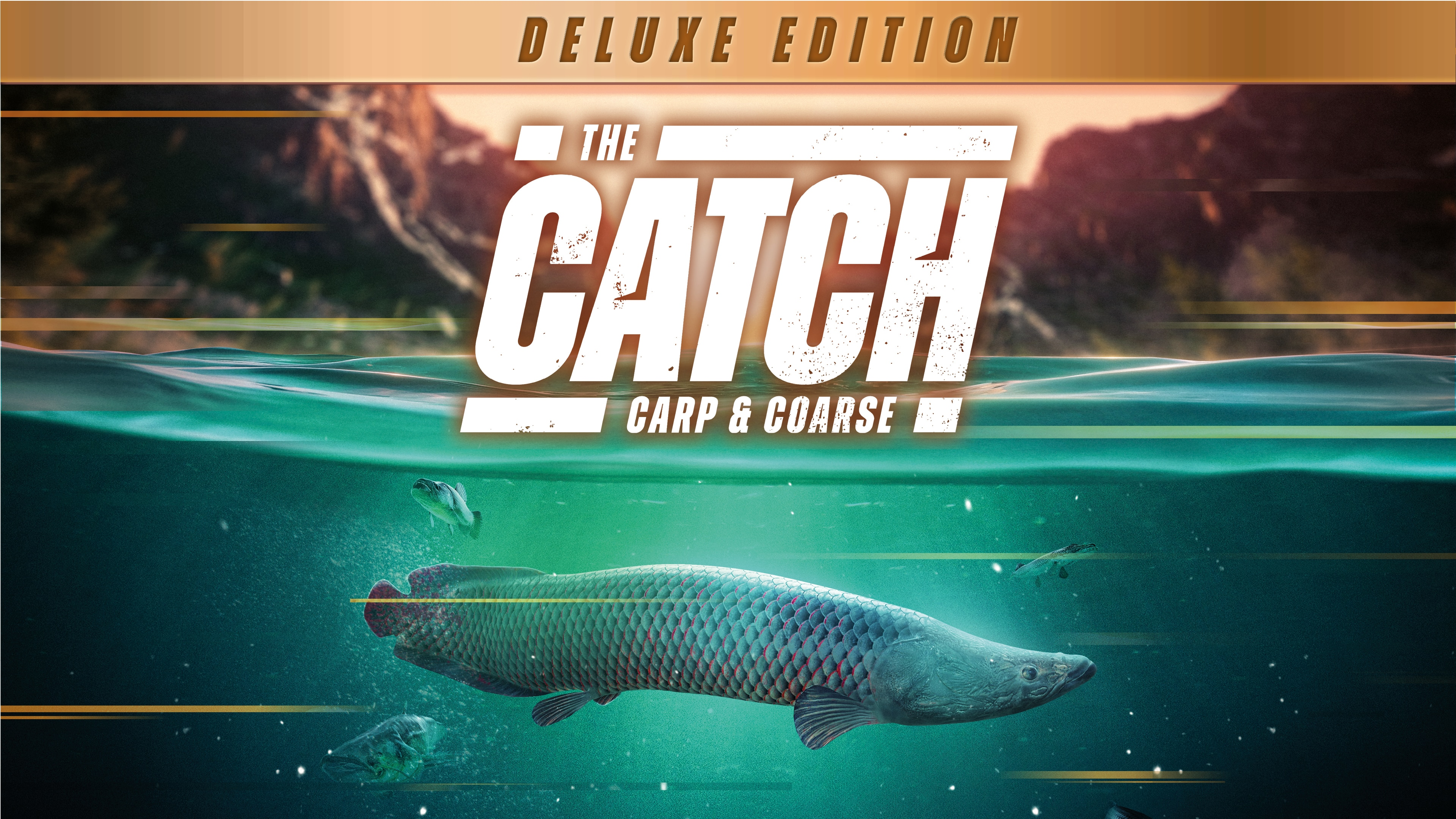 The Catch: Carp & Coarse - Deluxe Edition