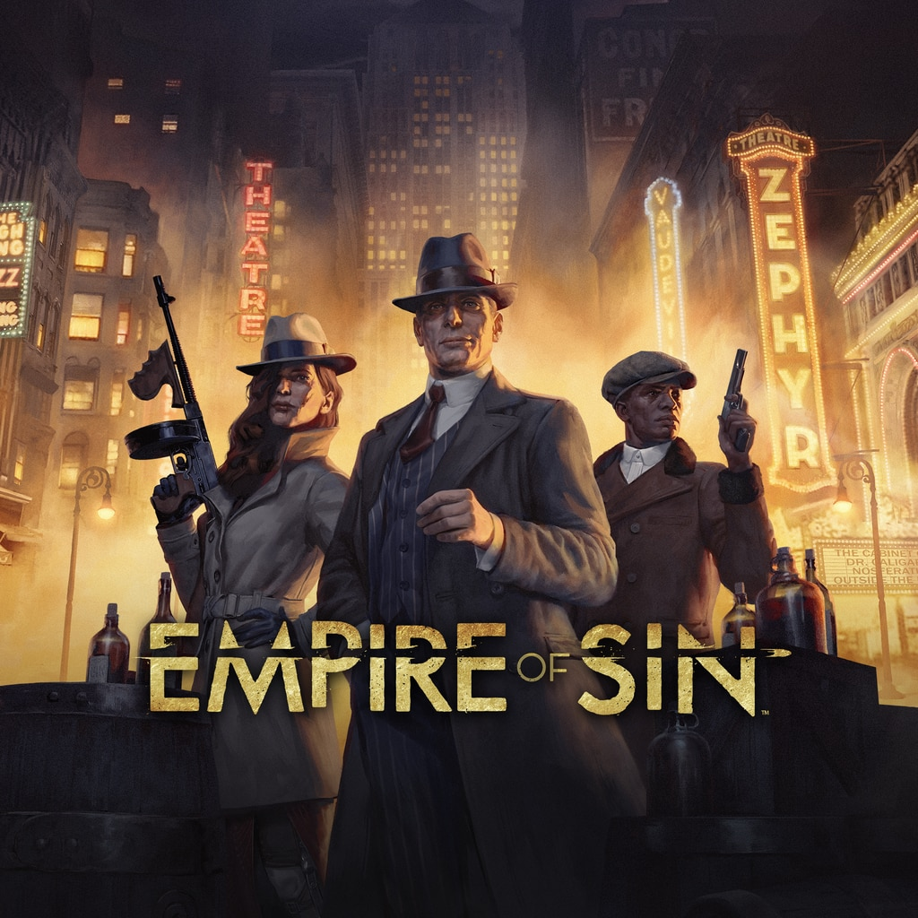 Empire of Sin - Pre-Order