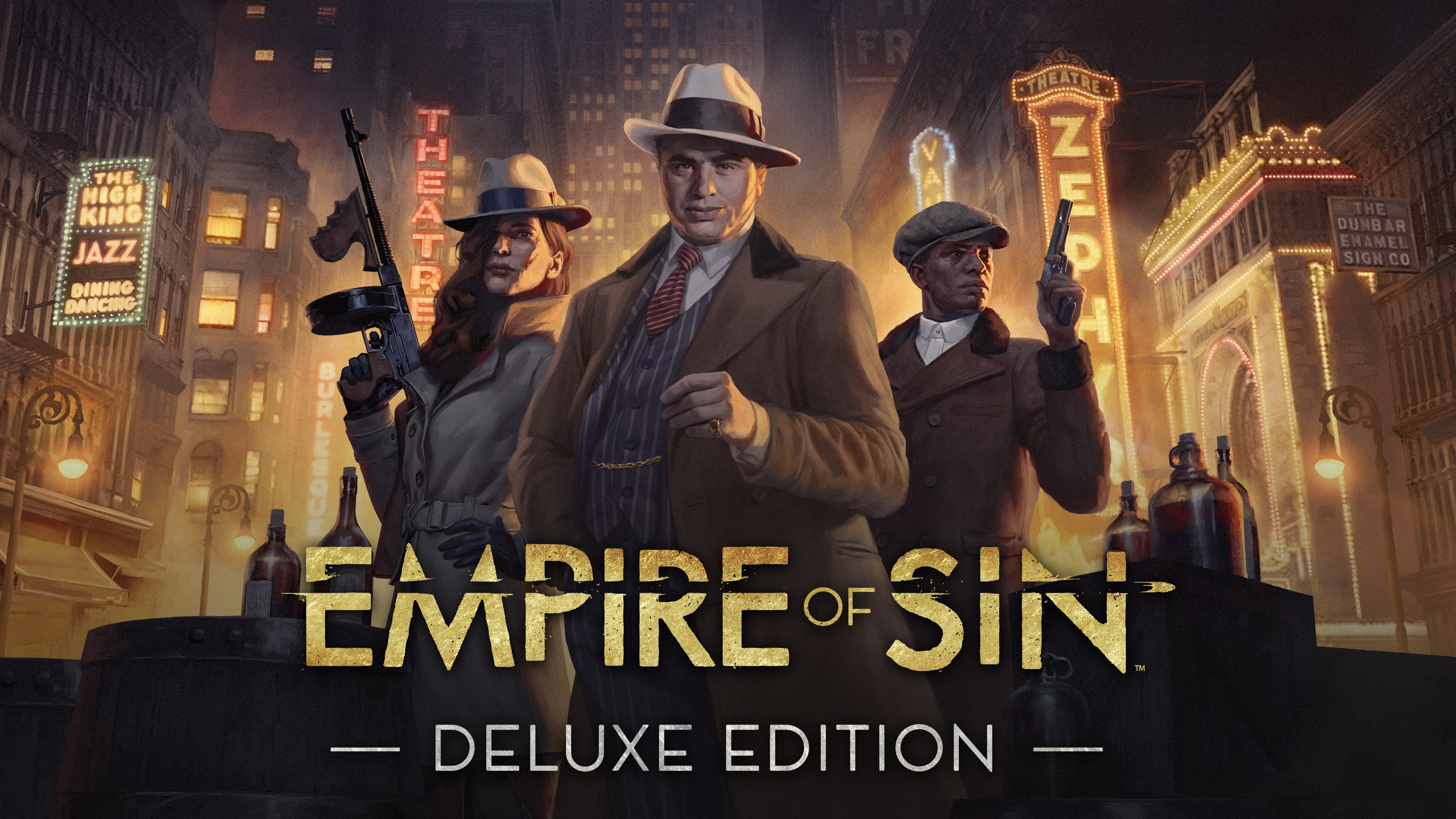 Empire of Sin - Deluxe Edition Pre-Order