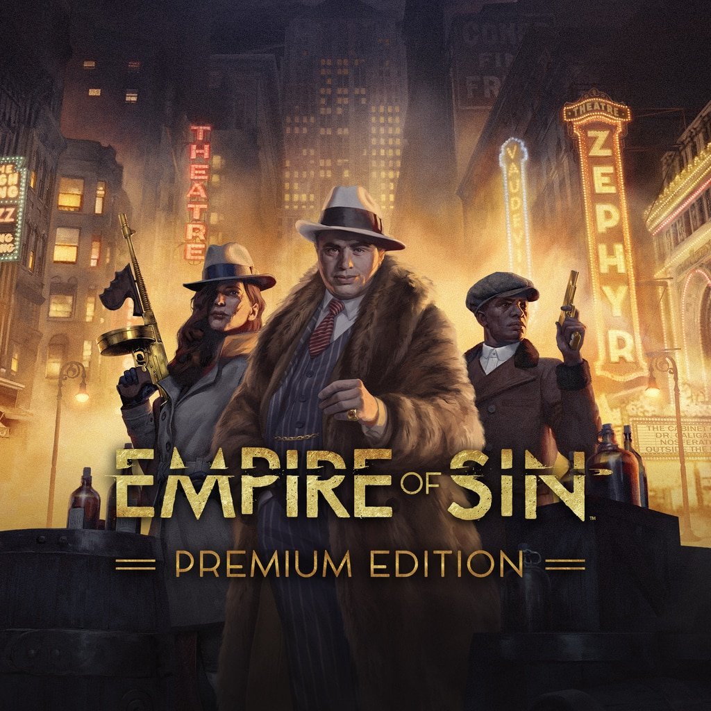 Empire of Sin - Premium Edition Pre-Order