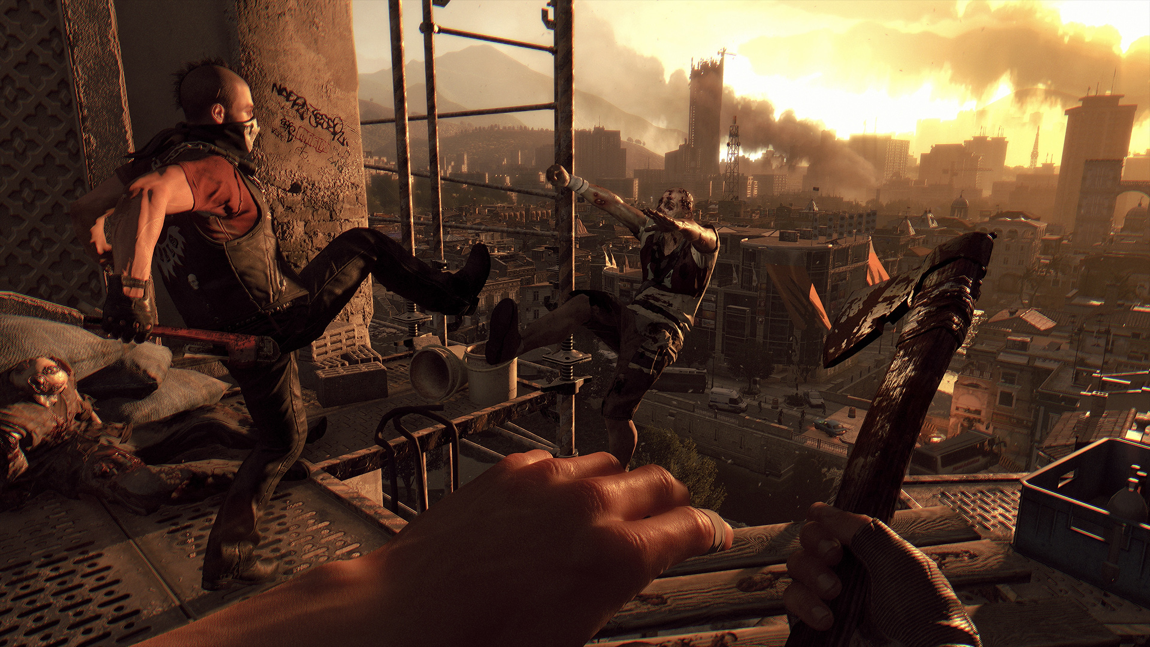 Dying Light Hellraid