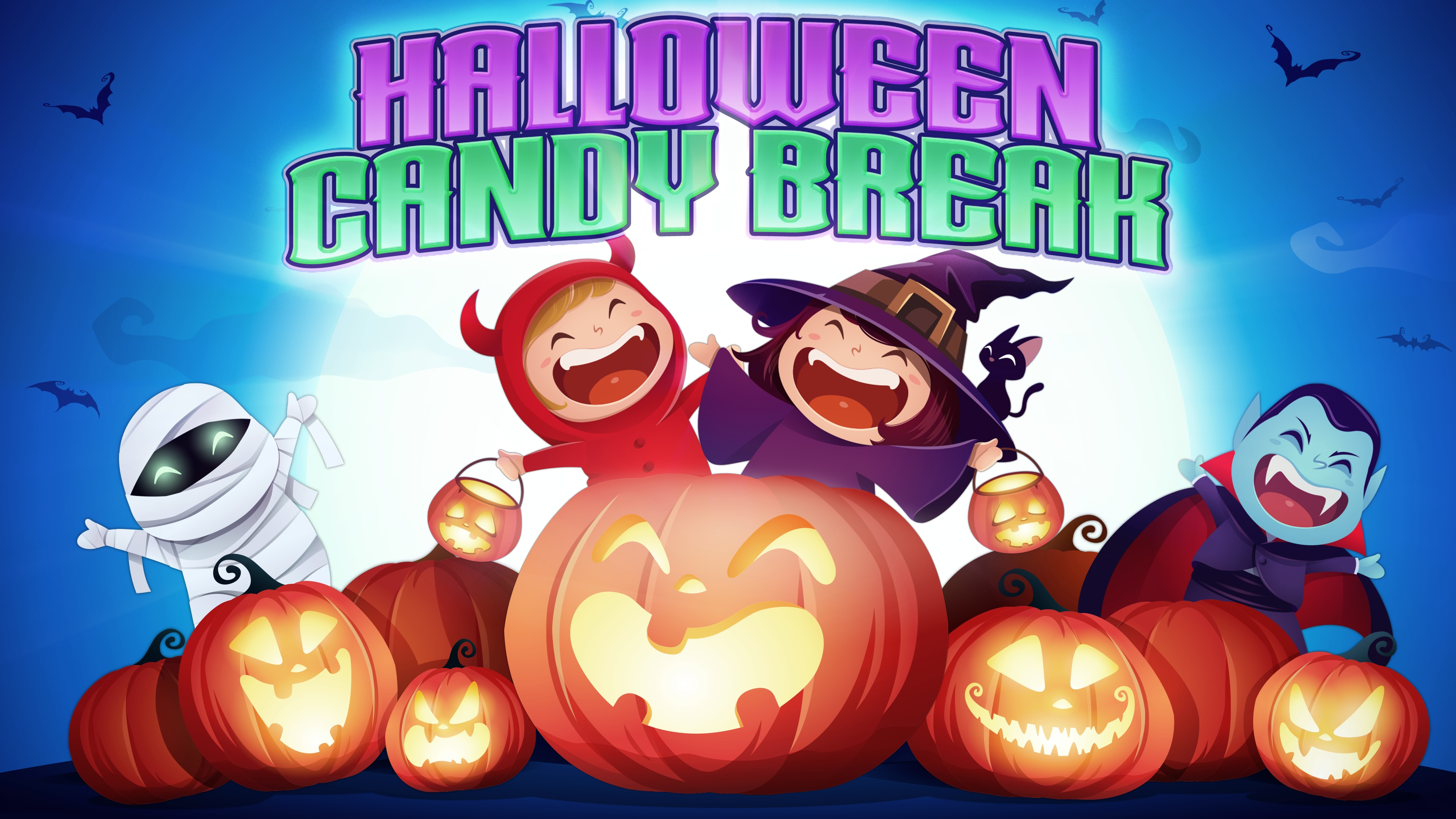 Avatar Bundle Halloween Candy Break