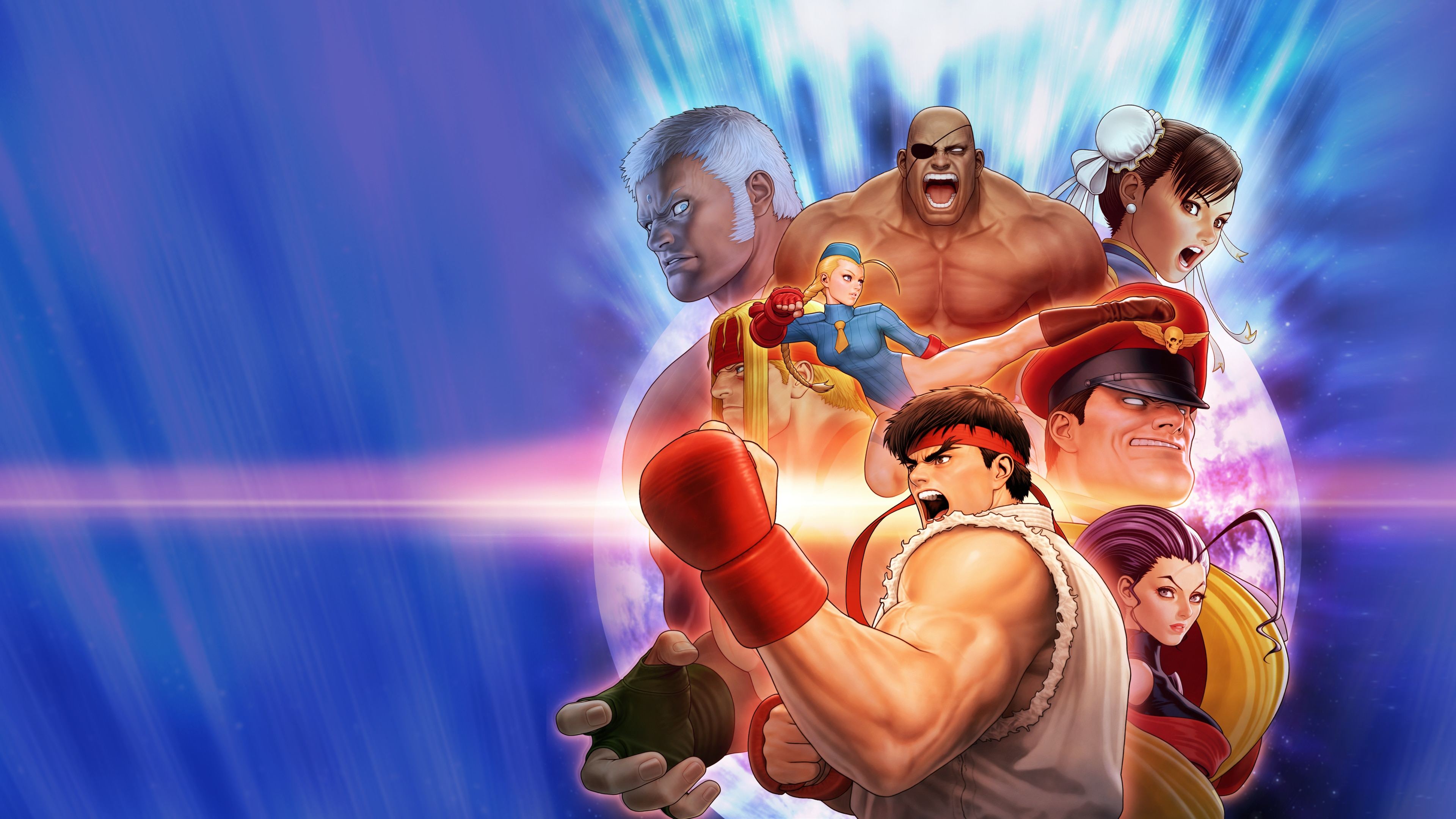 Street Fighter 30th Anniversary Collection (English/Chinese/Korean/Japanese Ver.)