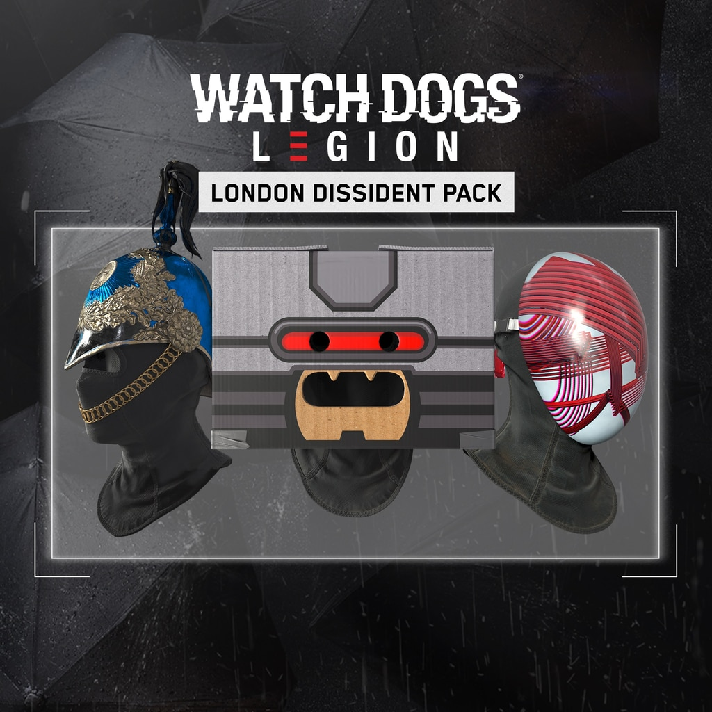 Watch Dogs®: Legion London Dissident Pack