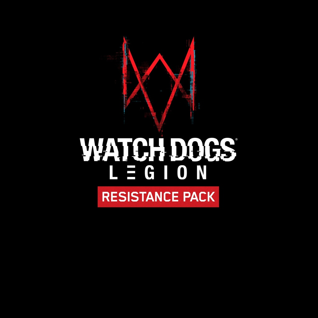 Watch Dogs: Legion - Resistance Edition Pack
