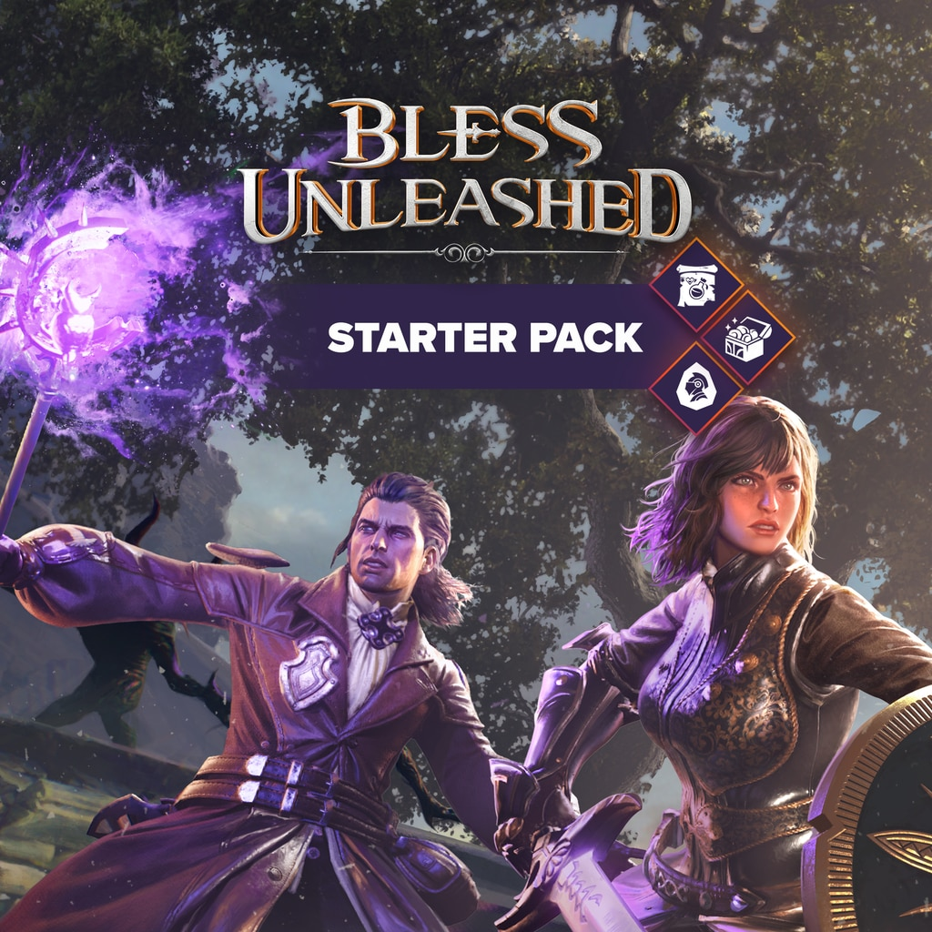 Bless Unleashed: Starter Pack