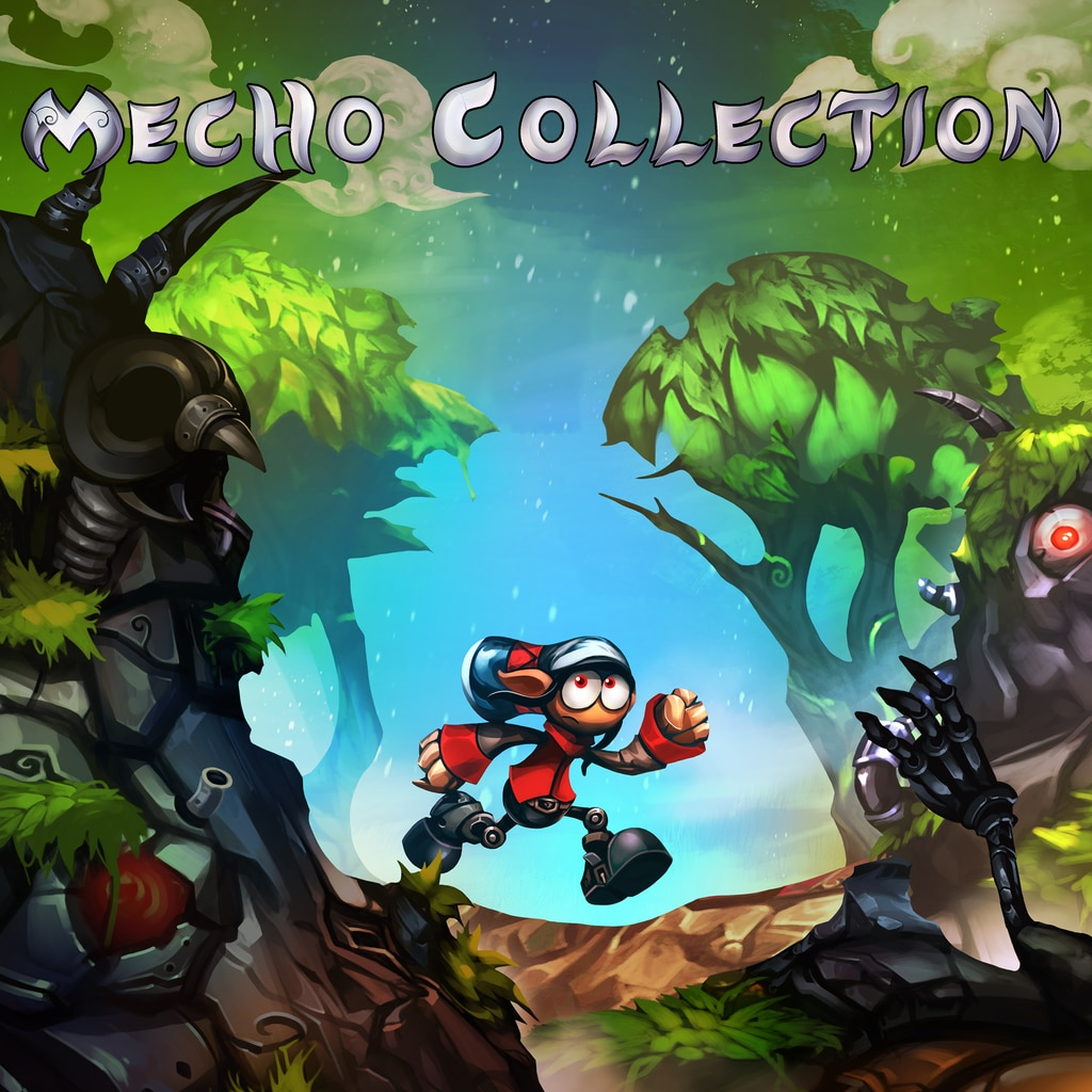 Mecho Collection: Mecho Tales & Mecho Wars
