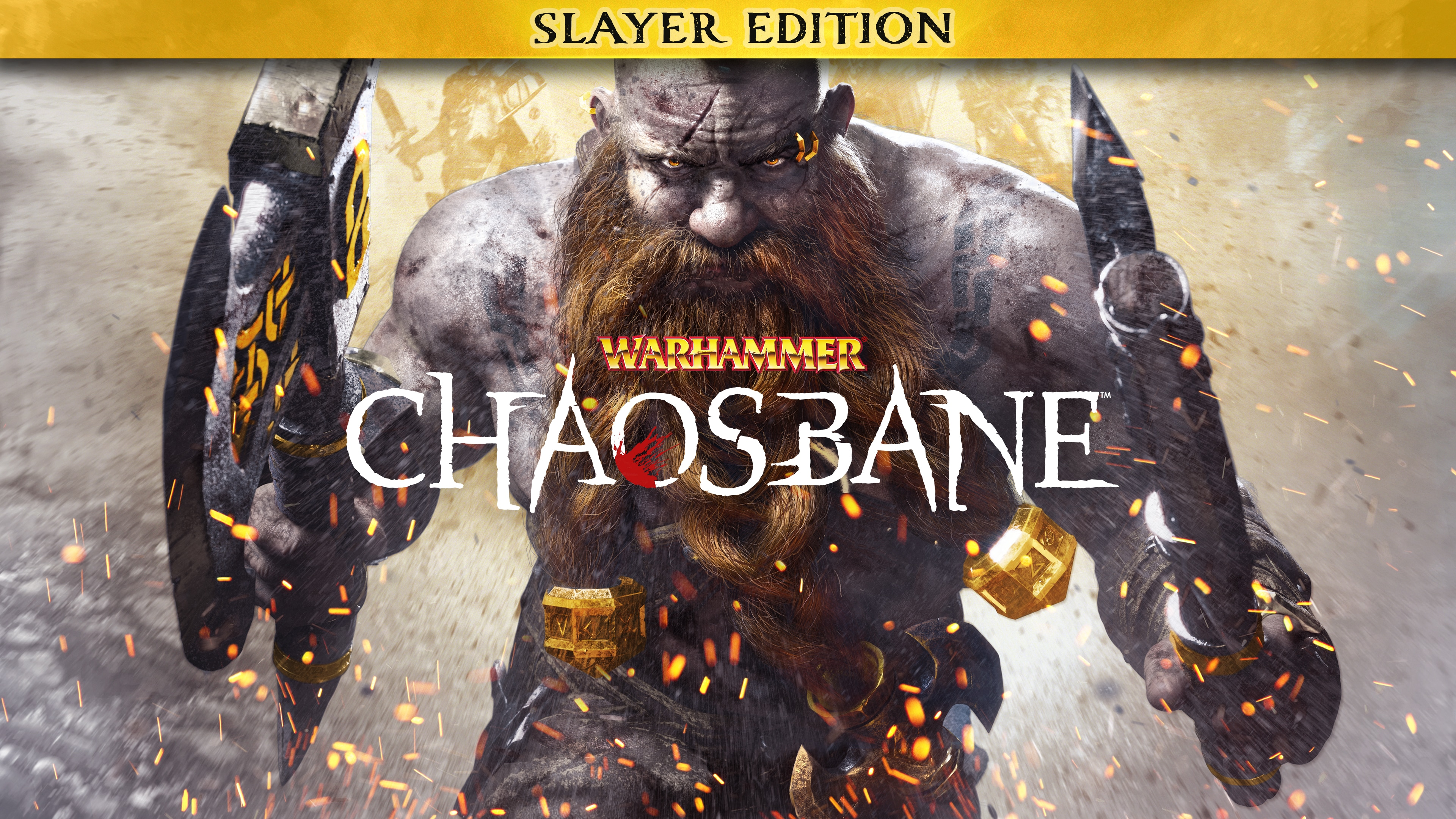 Warhammer: Chaosbane Slayer Edition (Simplified Chinese, English, Korean, Traditional Chinese)