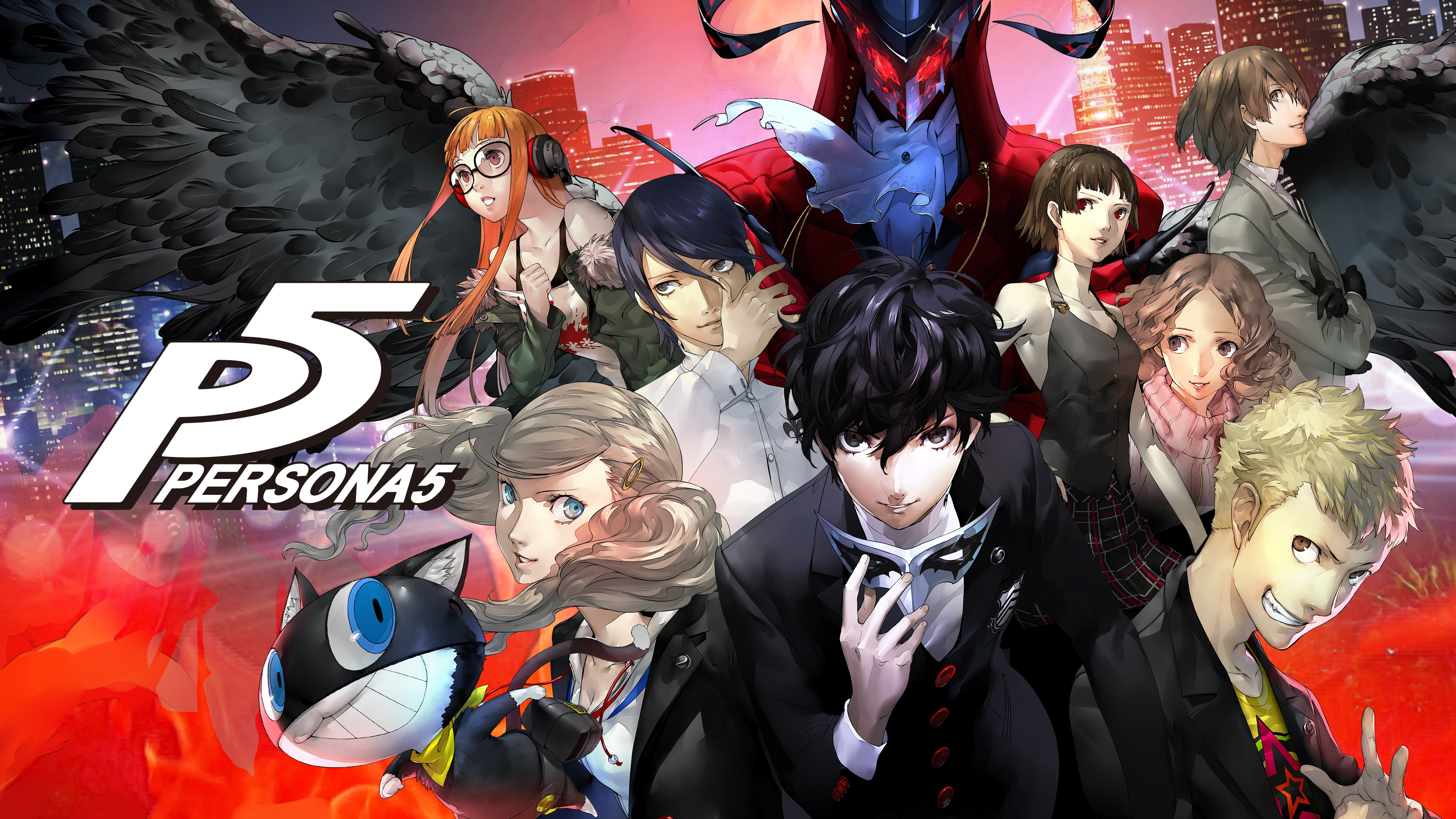 Persona 5 (Japanese Ver.)