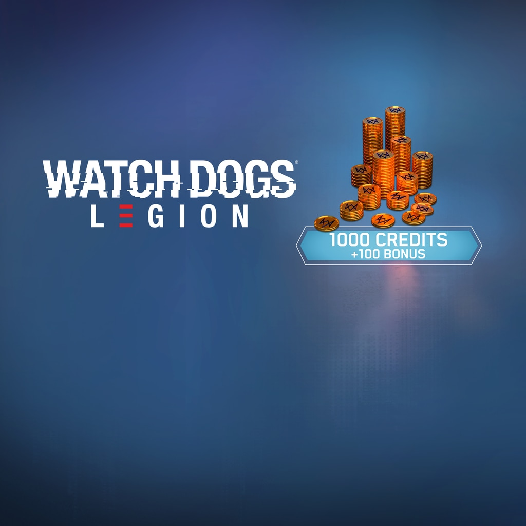 WATCH DOGS: LEGION - 1100 WD CREDITS PACK