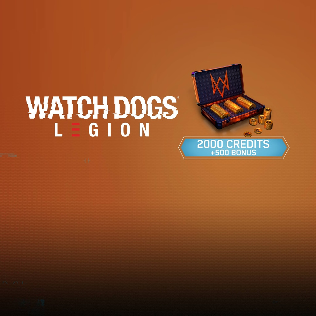 WATCH DOGS: LEGION - 2500 WD CREDITS PACK