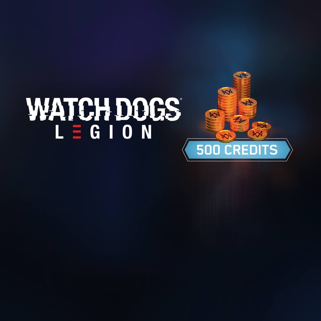 WATCH DOGS: LEGION - 500 WD CREDITS PACK