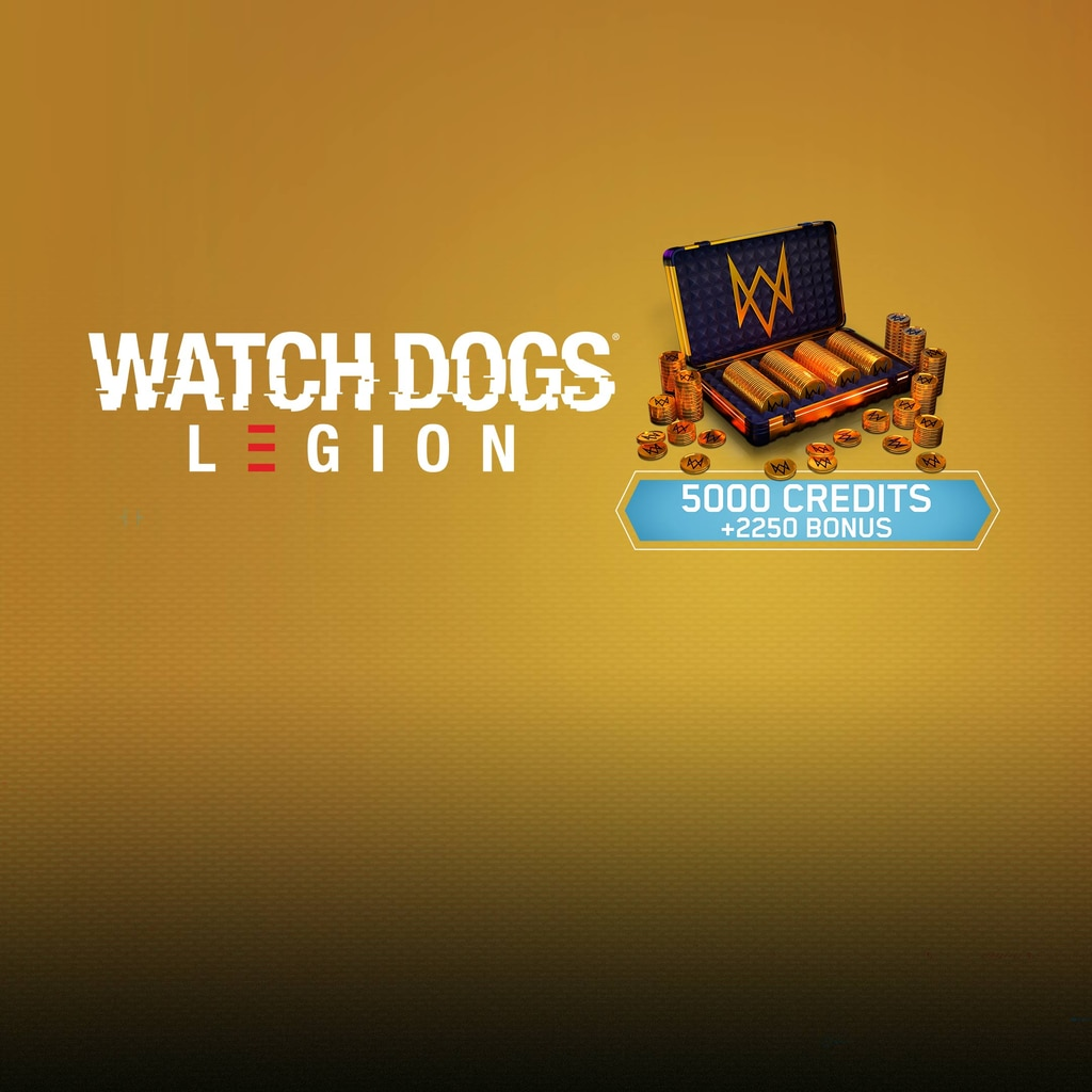 WATCH DOGS: LEGION - 7250 WD CREDITS PACK