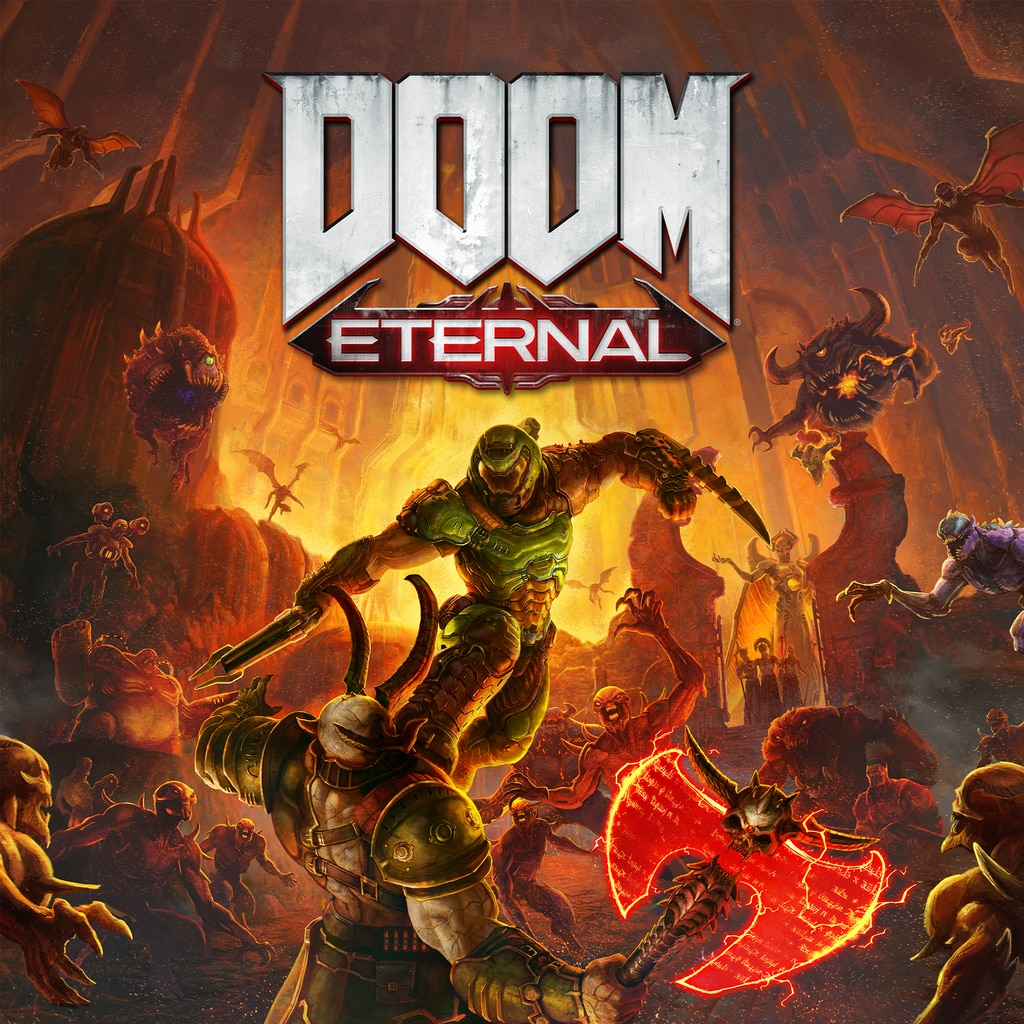 DOOM Eternal Edycja Standardowa