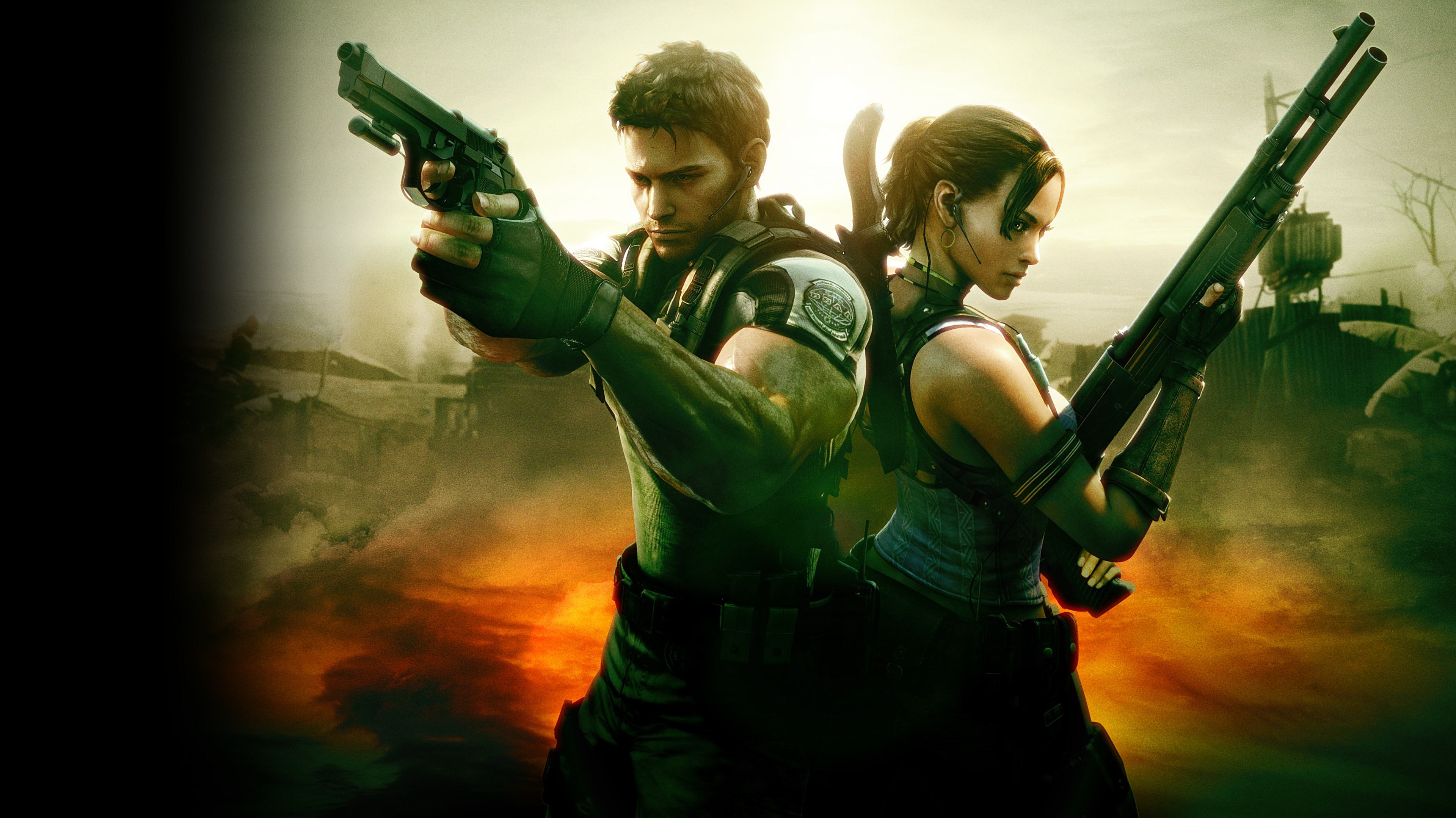 RESIDENT EVIL 5 (English/Chinese Ver.)