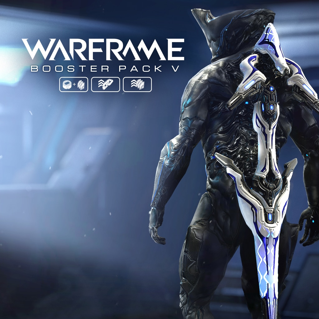 Warframe®:PlayStation®Plus Booster Pack V (English/Chinese/Korean/Japanese Ver.)
