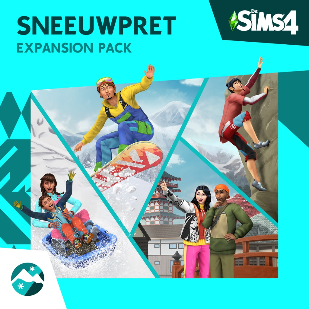 De Sims 4 Sneeuwpret Expansion Pack