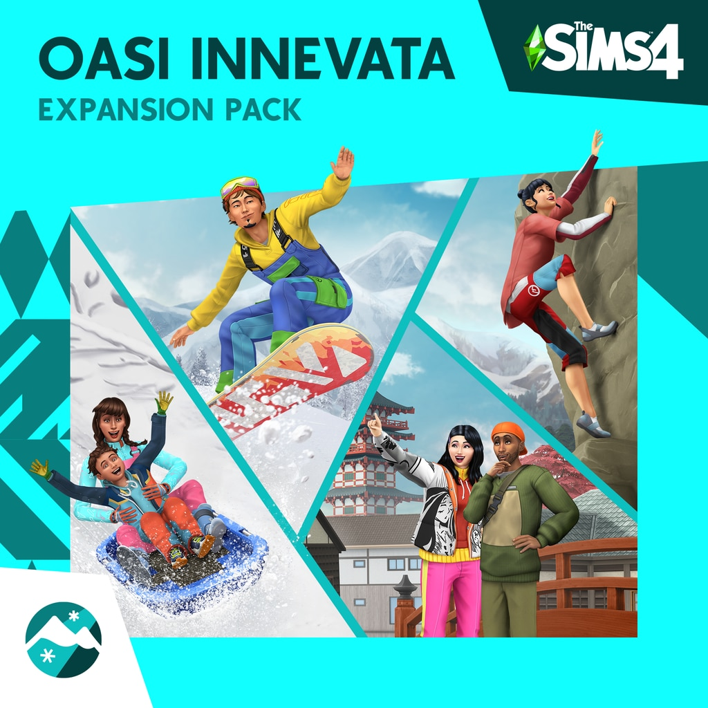 The Sims™ 4 Oasi Innevata Expansion Pack
