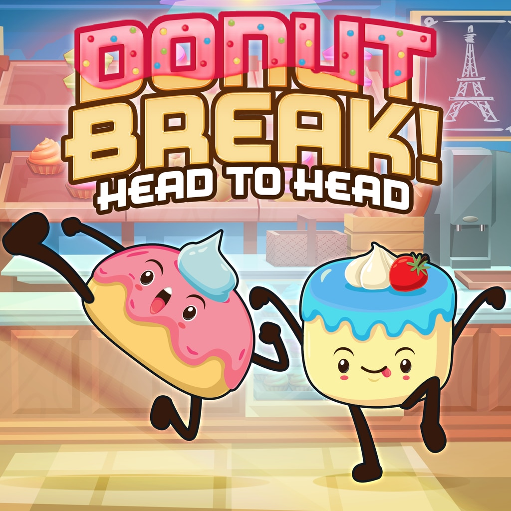 Donut Break Head to Head