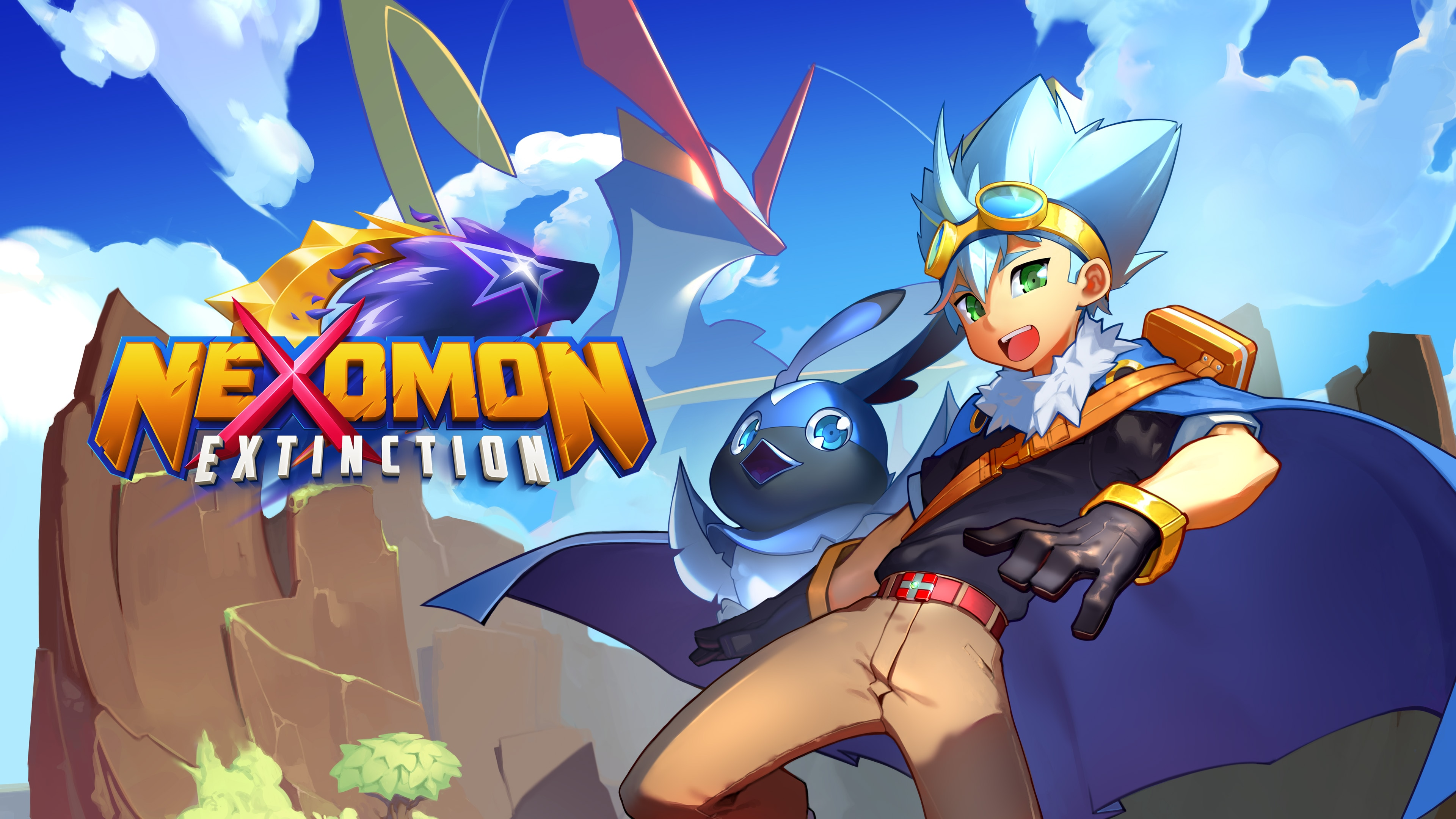 Nexomon: Extinction (English, Korean, Thai, Japanese)