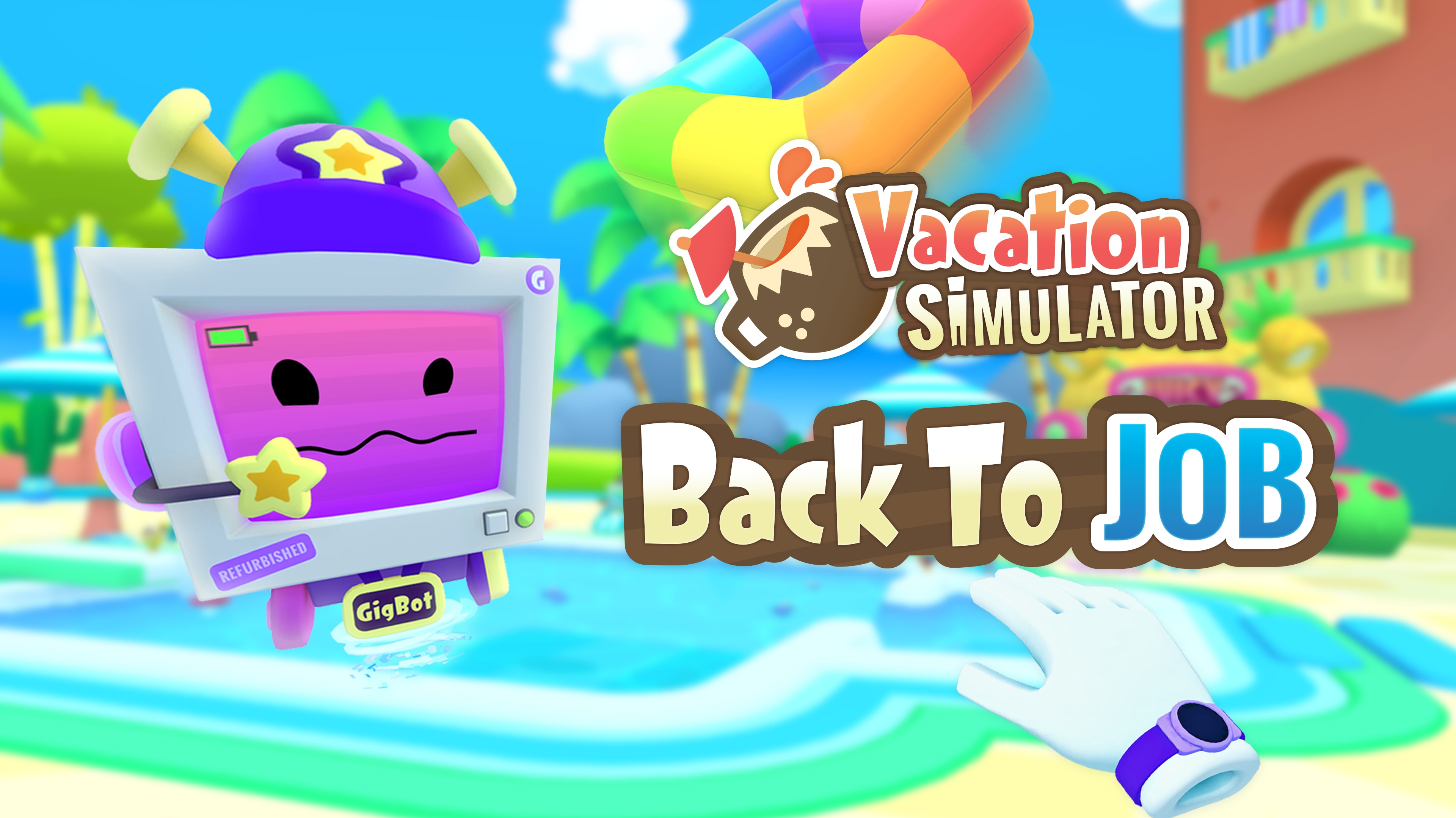 Vacation Simulator