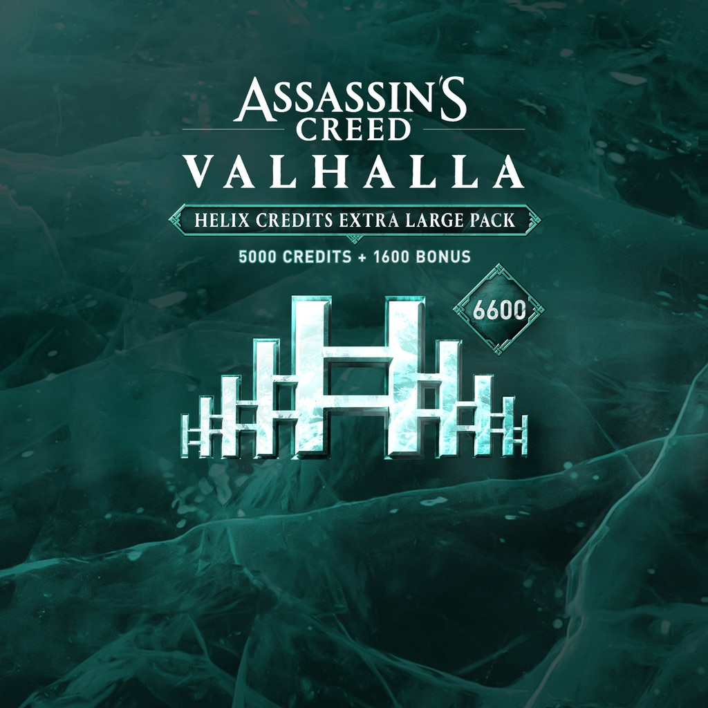 Assassin's Creed® Valhalla - PS4 Helix Credits Extra Large Pack (6,600)