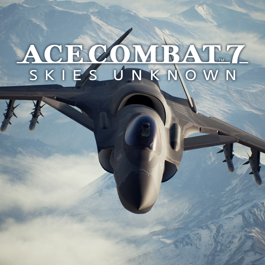 ACE COMBAT™ 7: SKIES UNKNOWN – ASF-X Shinden II セット