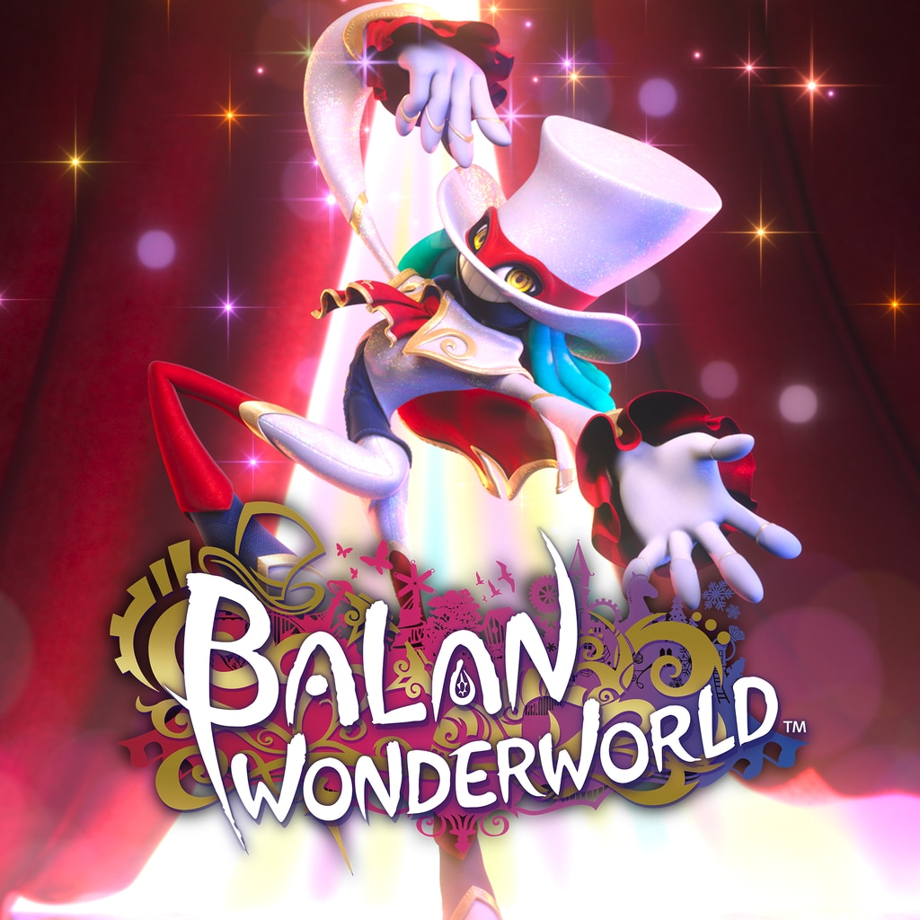BALAN WONDERWORLD PS4 & PS5 (English/Chinese/Korean/Japanese Ver.)