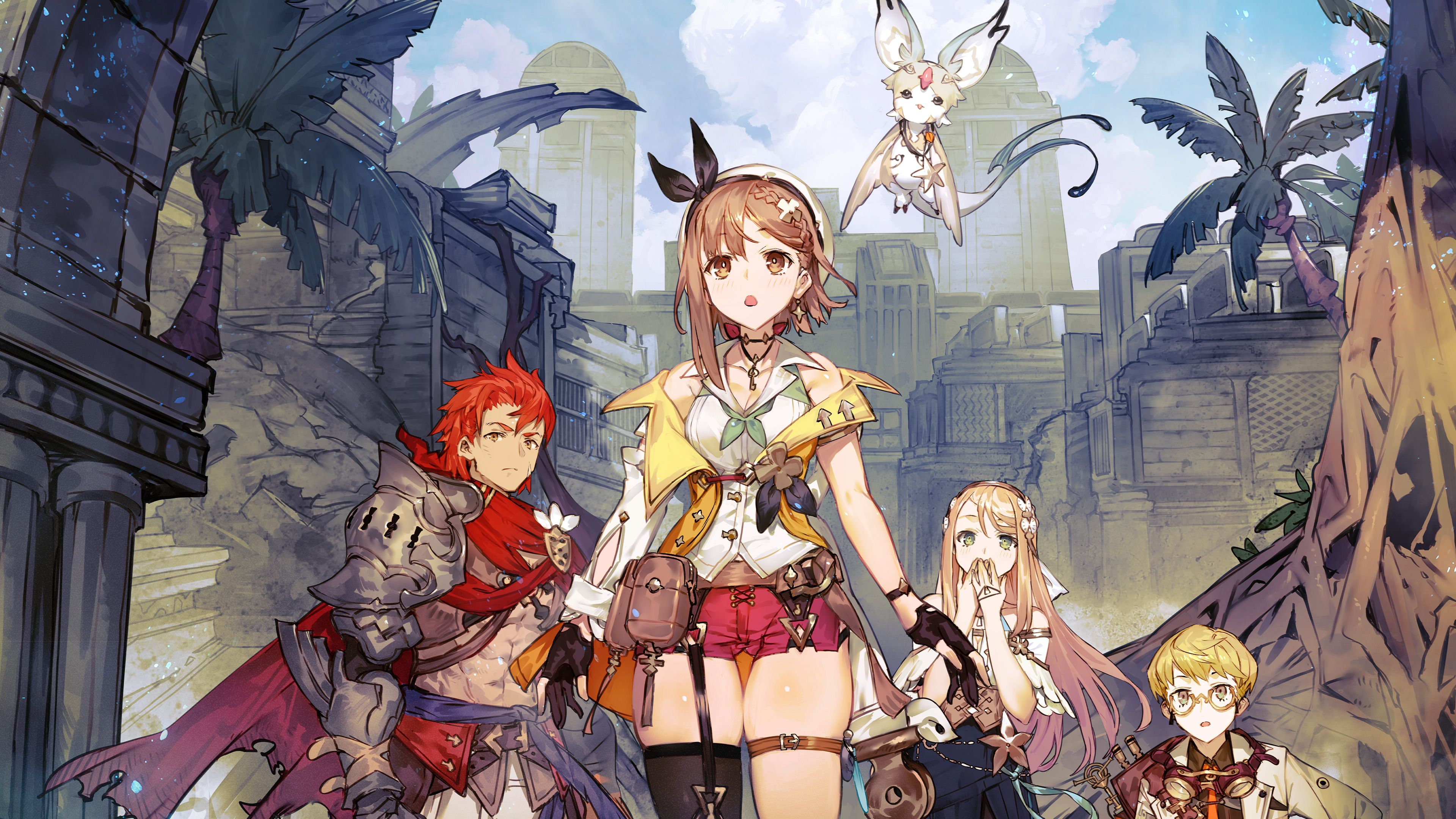 Atelier Ryza 2: Lost Legends & the Secret Fairy Ultimate Edition