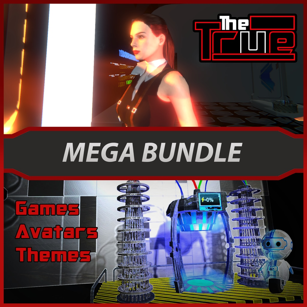 Mega Bundle - 2 Games + Avatars + Themes