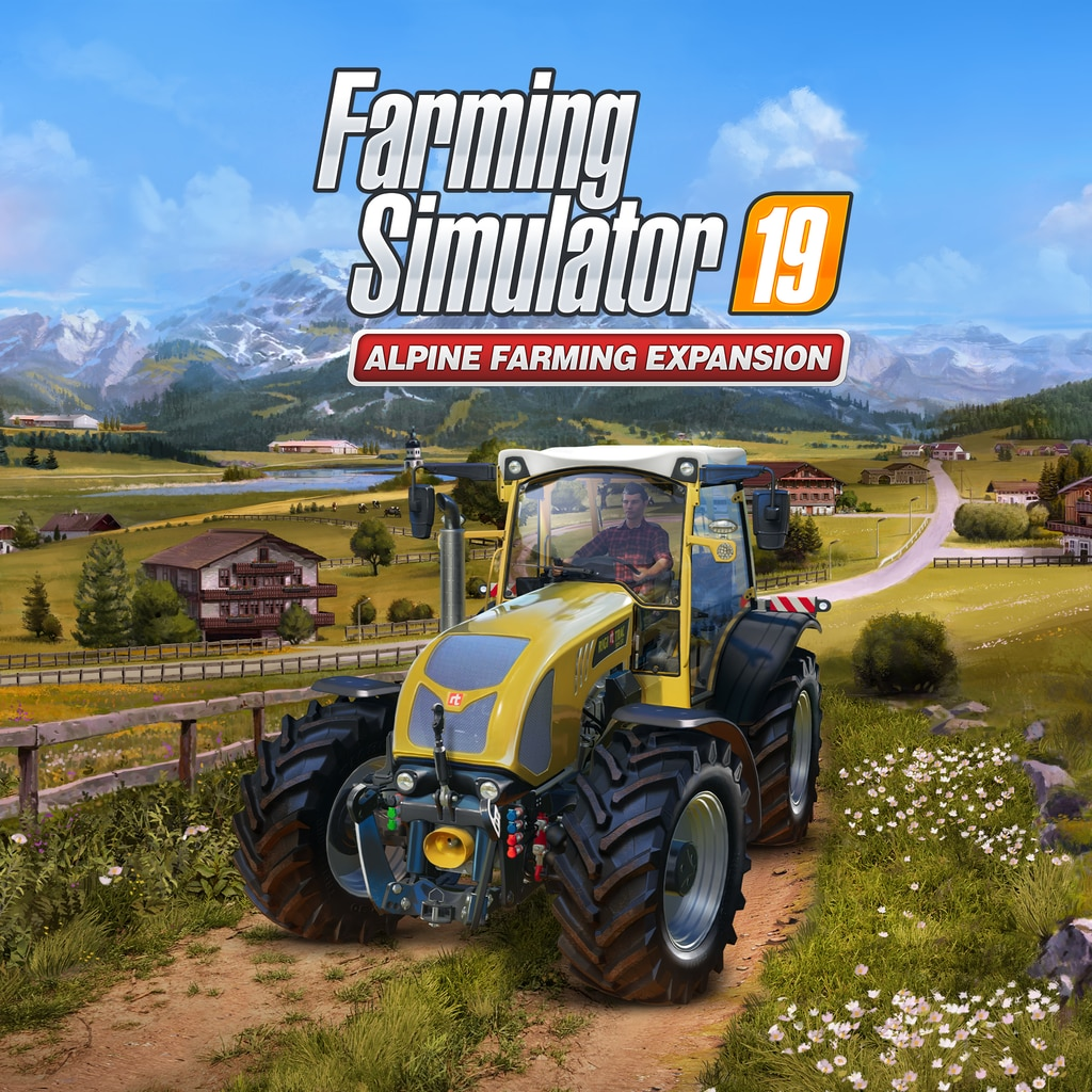 Farming Simulator 19 - Alpine Expansion