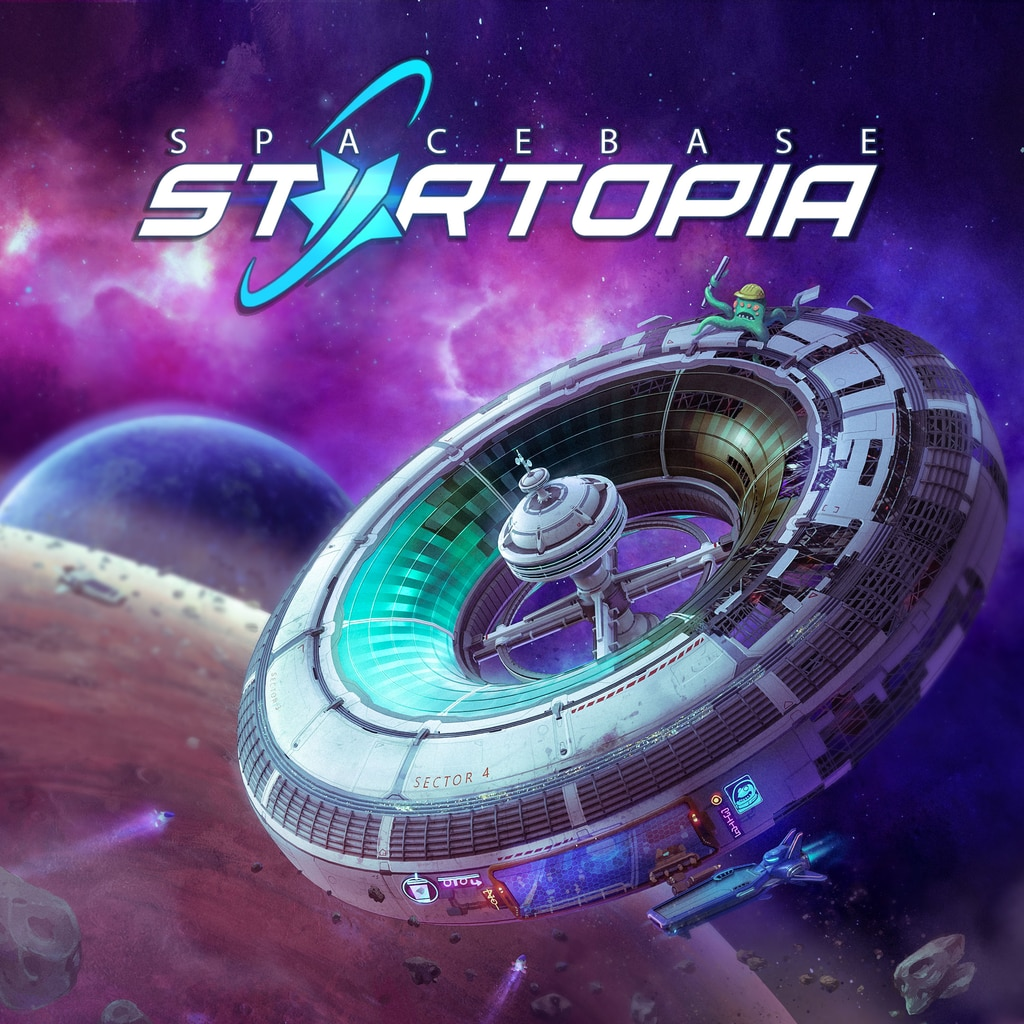 Spacebase Startopia - PS4 & PS5