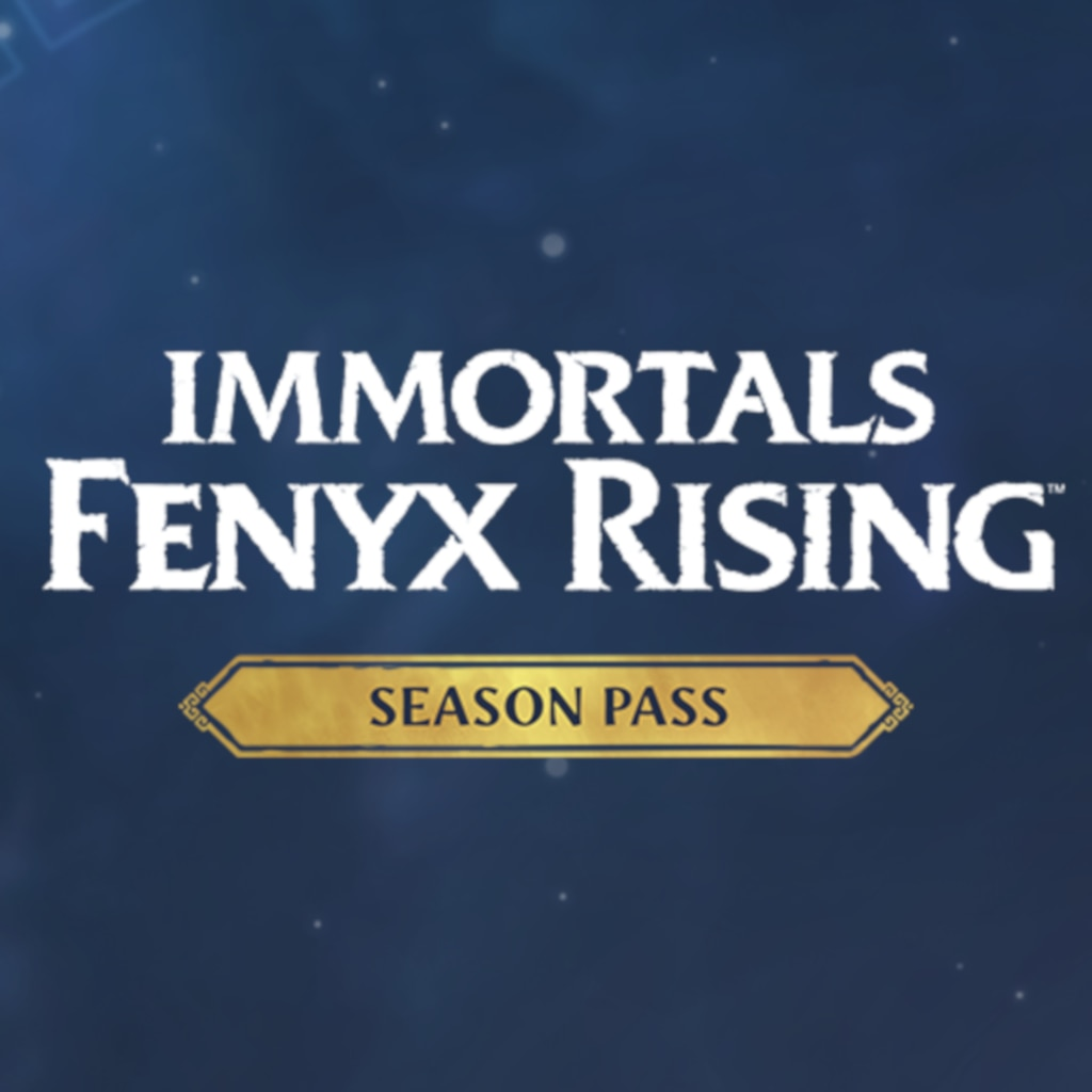IMMORTALS FENYX RISING - SEASON PASS