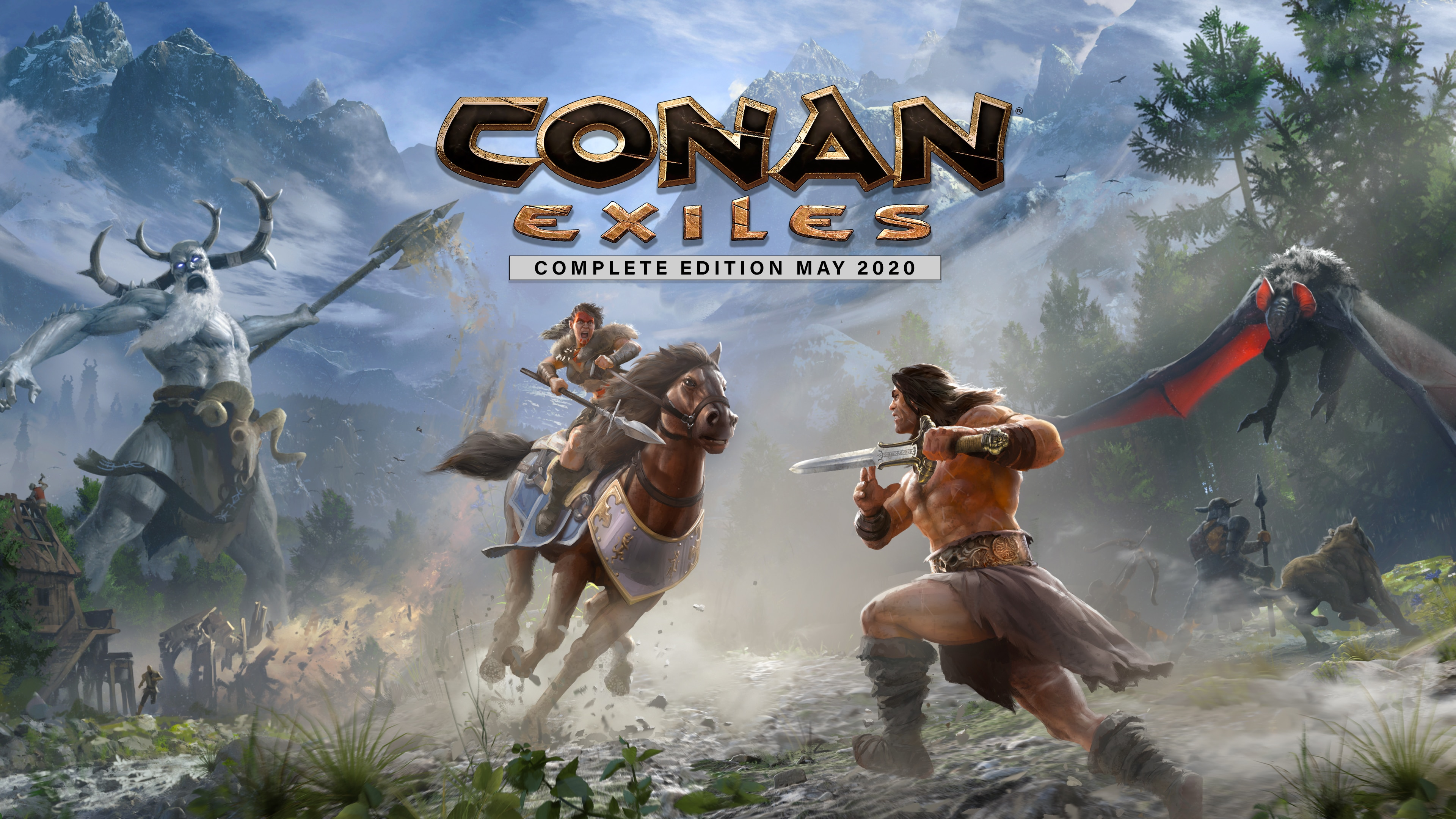 Conan Exiles – Complete Edition May 2020